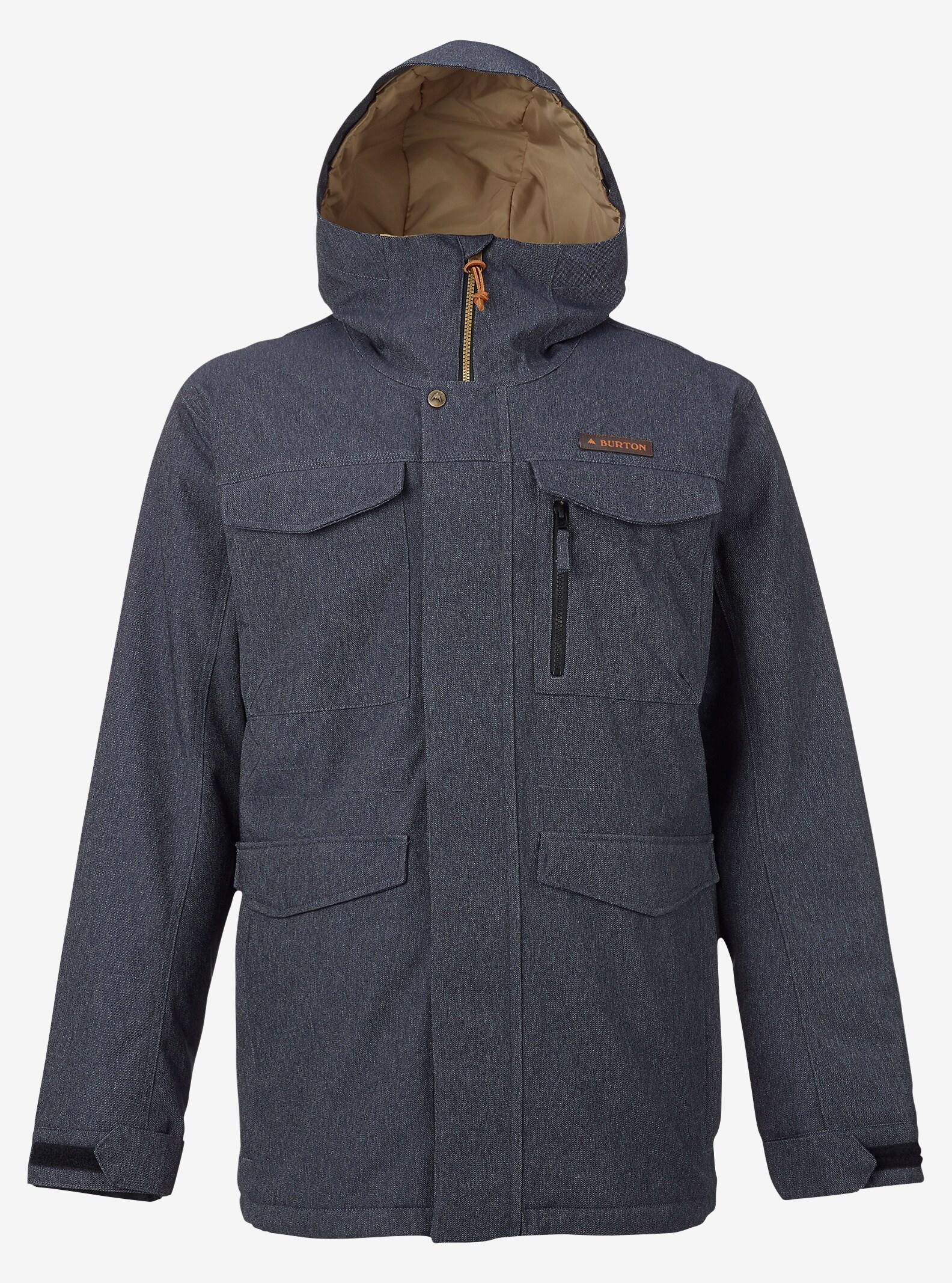 Burton Covert Jacket shown in Denim