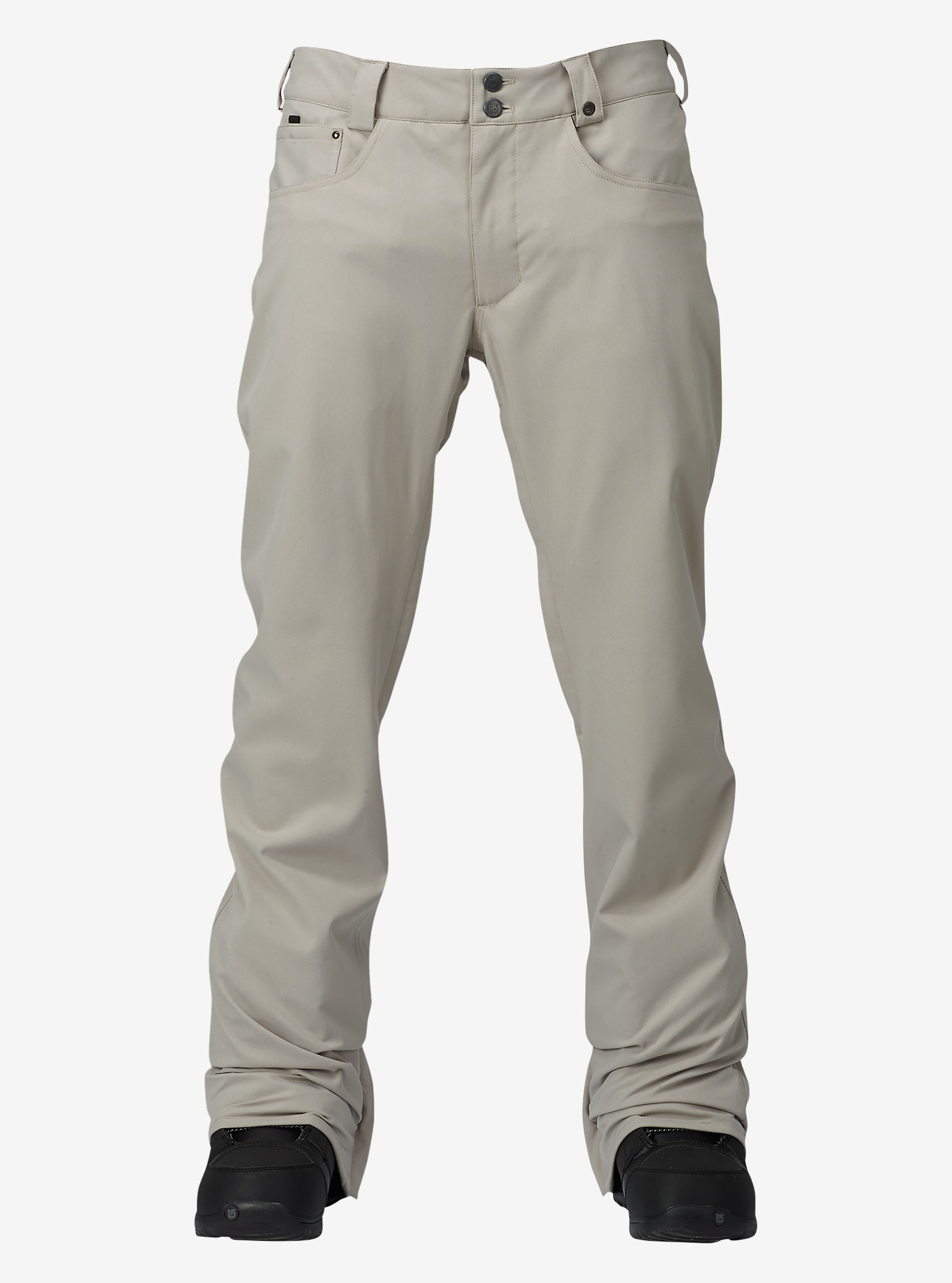Burton TWC Greenlight Pant shown in Iron Grey
