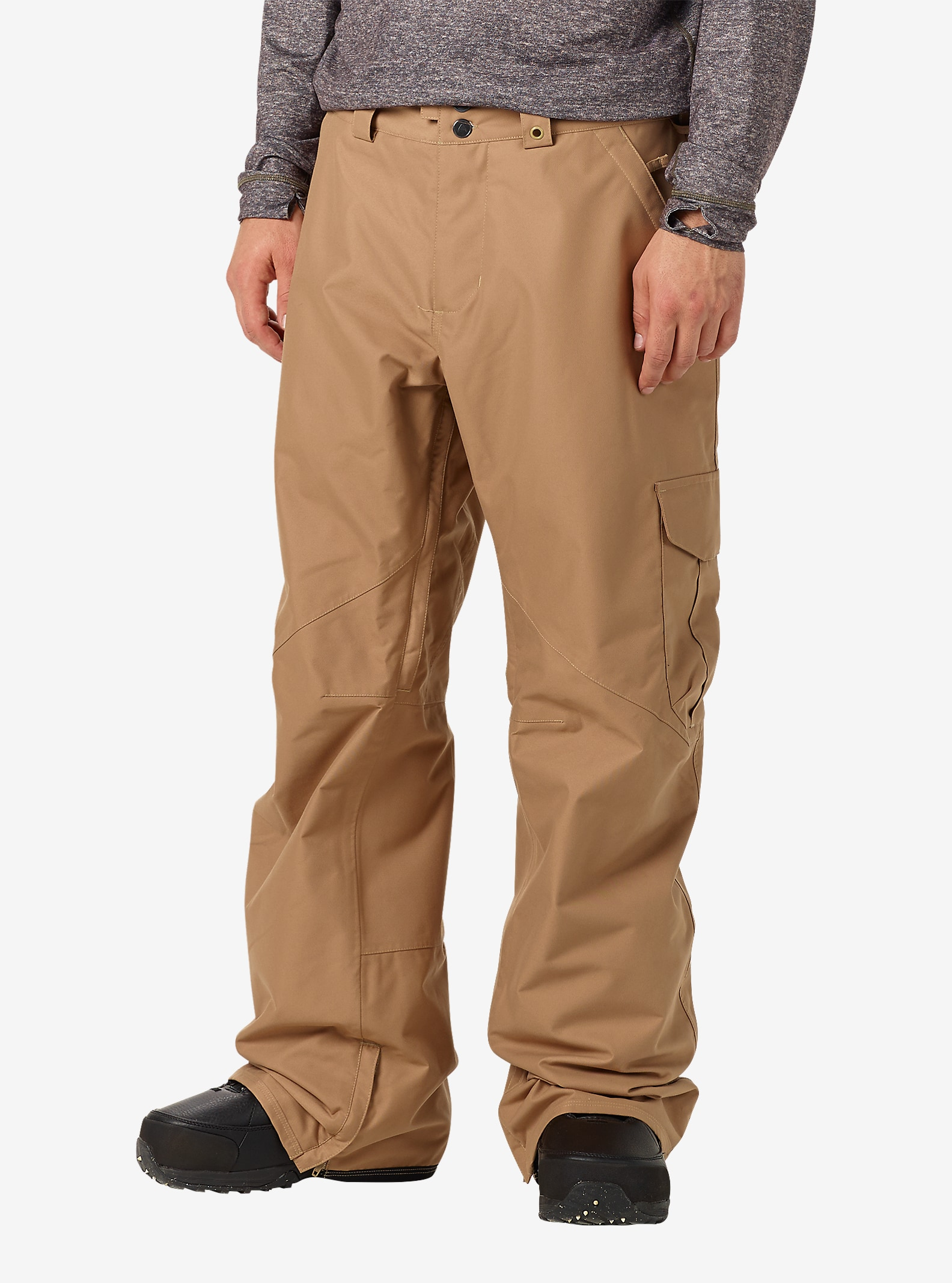 Burton Cargo Pant - Regular Fit shown in Kelp