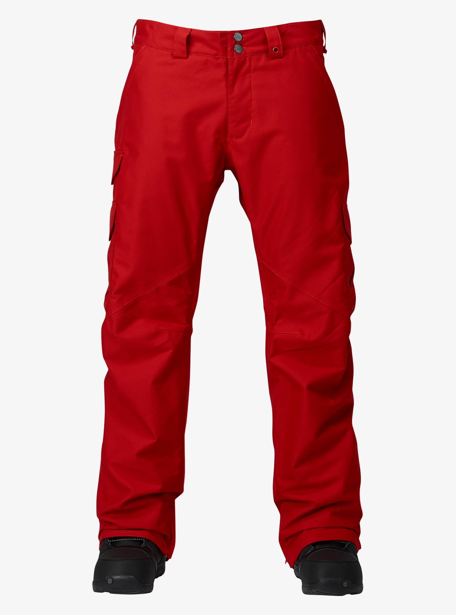 Burton Cargo Pant - Regular Fit shown in Process Red