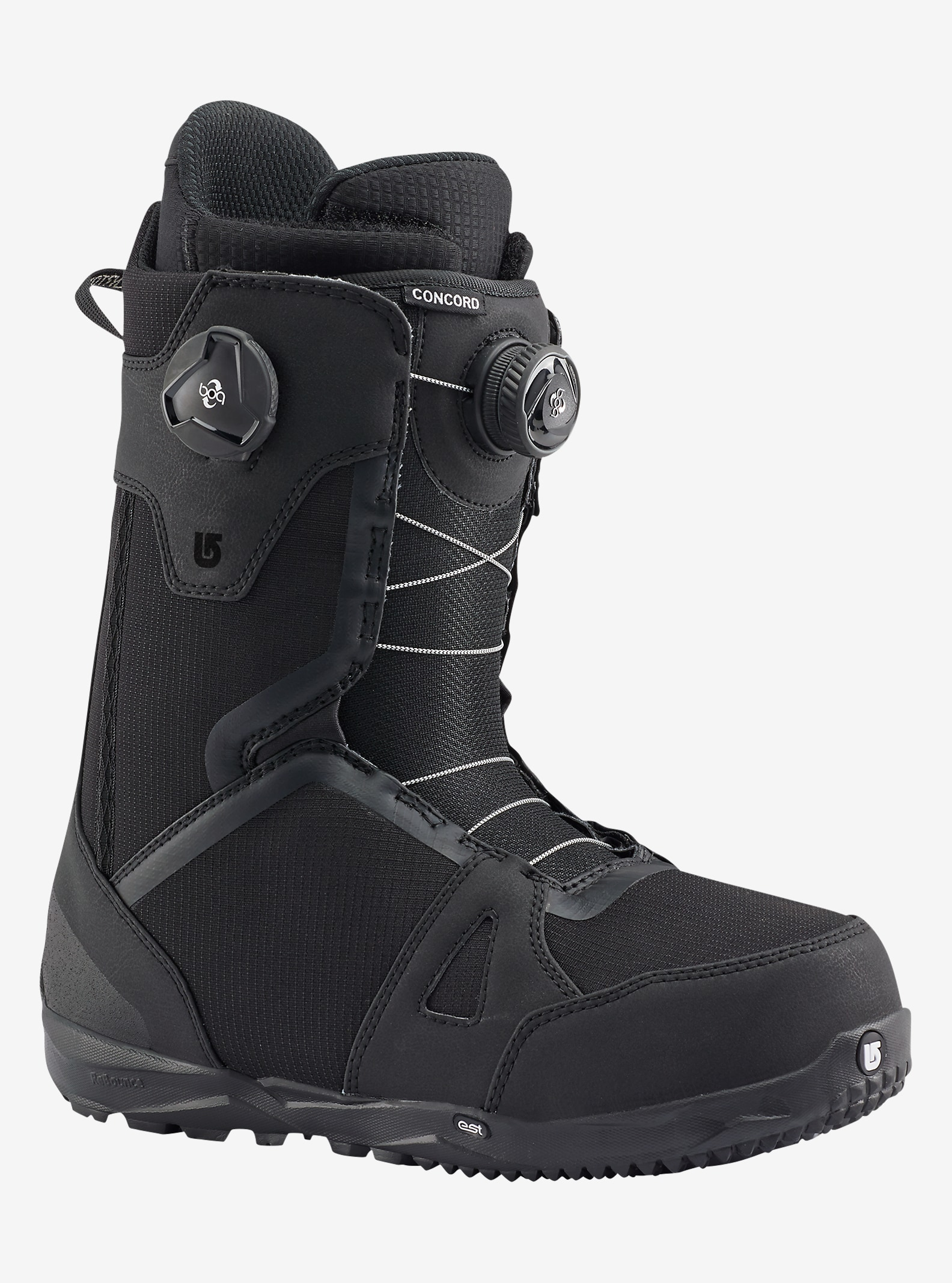Burton Concord Boa® Snowboard Boot shown in Black