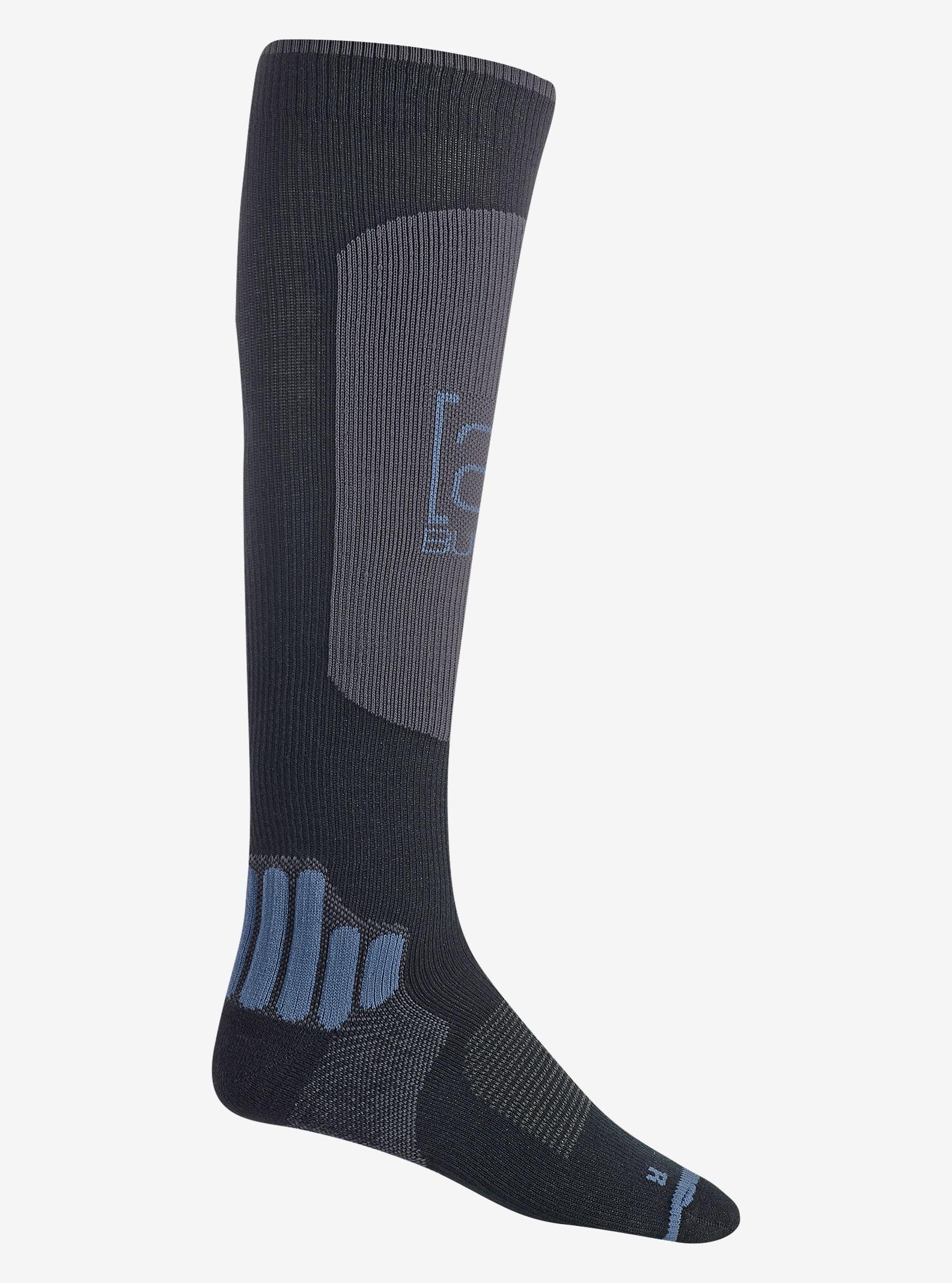 Burton [ak] Endurance Sock shown in True Black