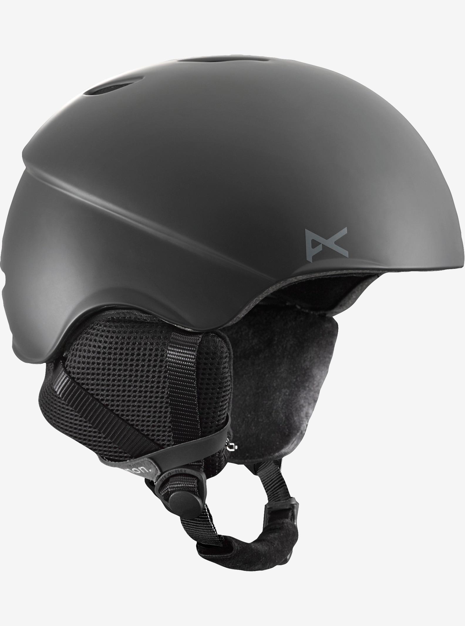 anon. Helo Helmet shown in Black Asia