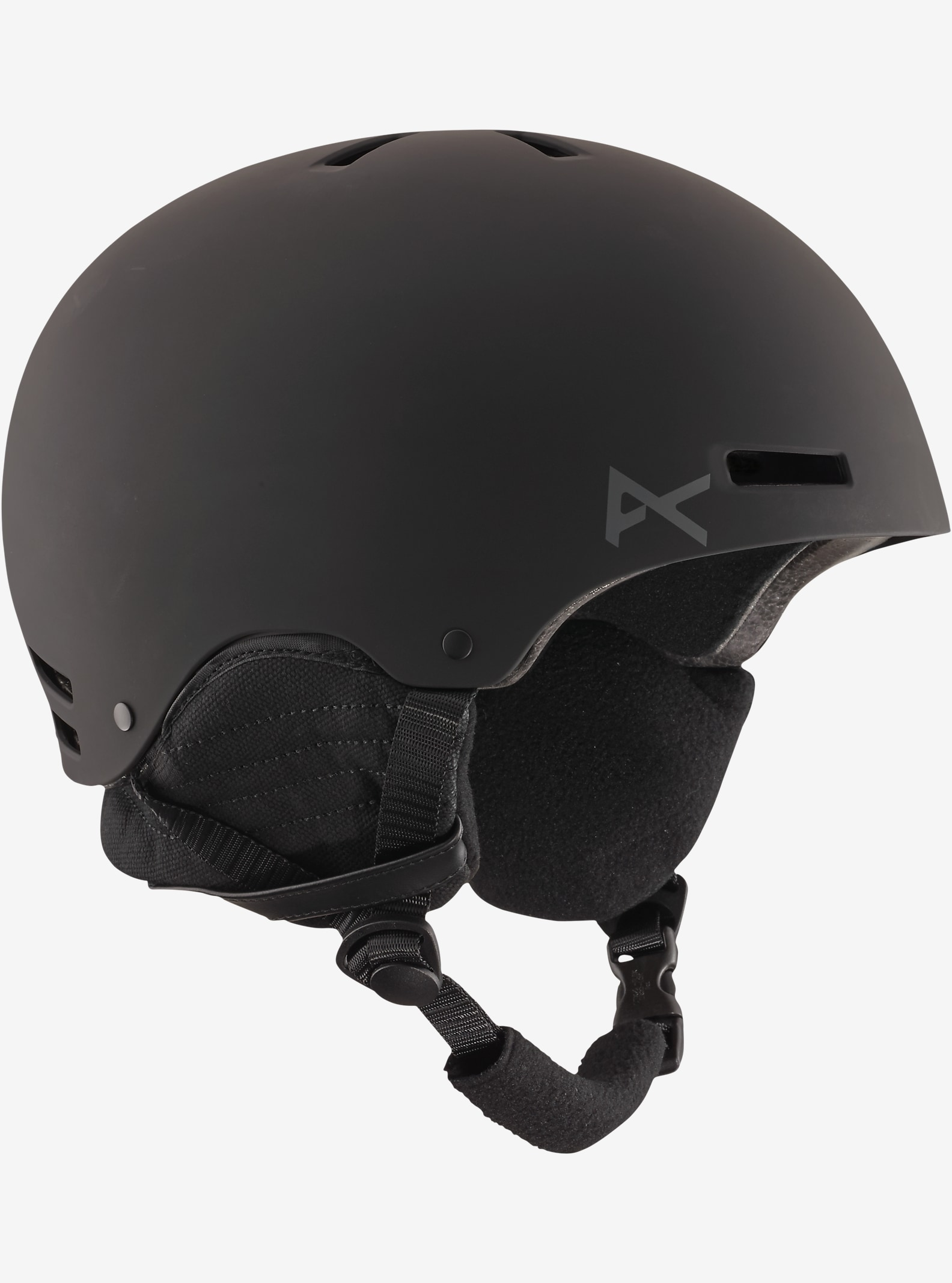 anon. Raider Helmet shown in Black