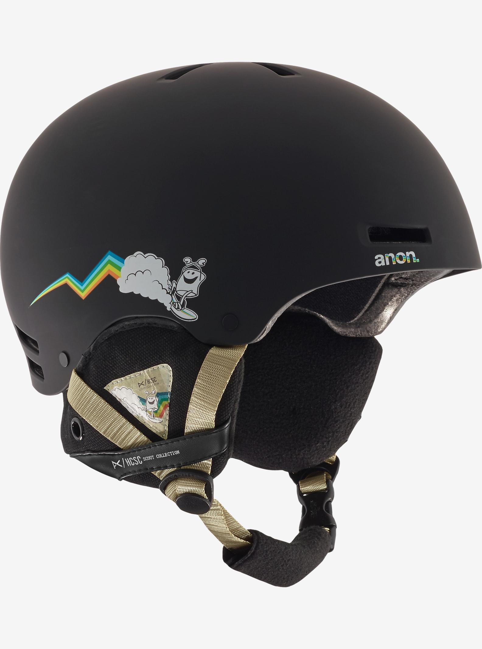 HCSC x anon. Raider Helmet shown in HCSC