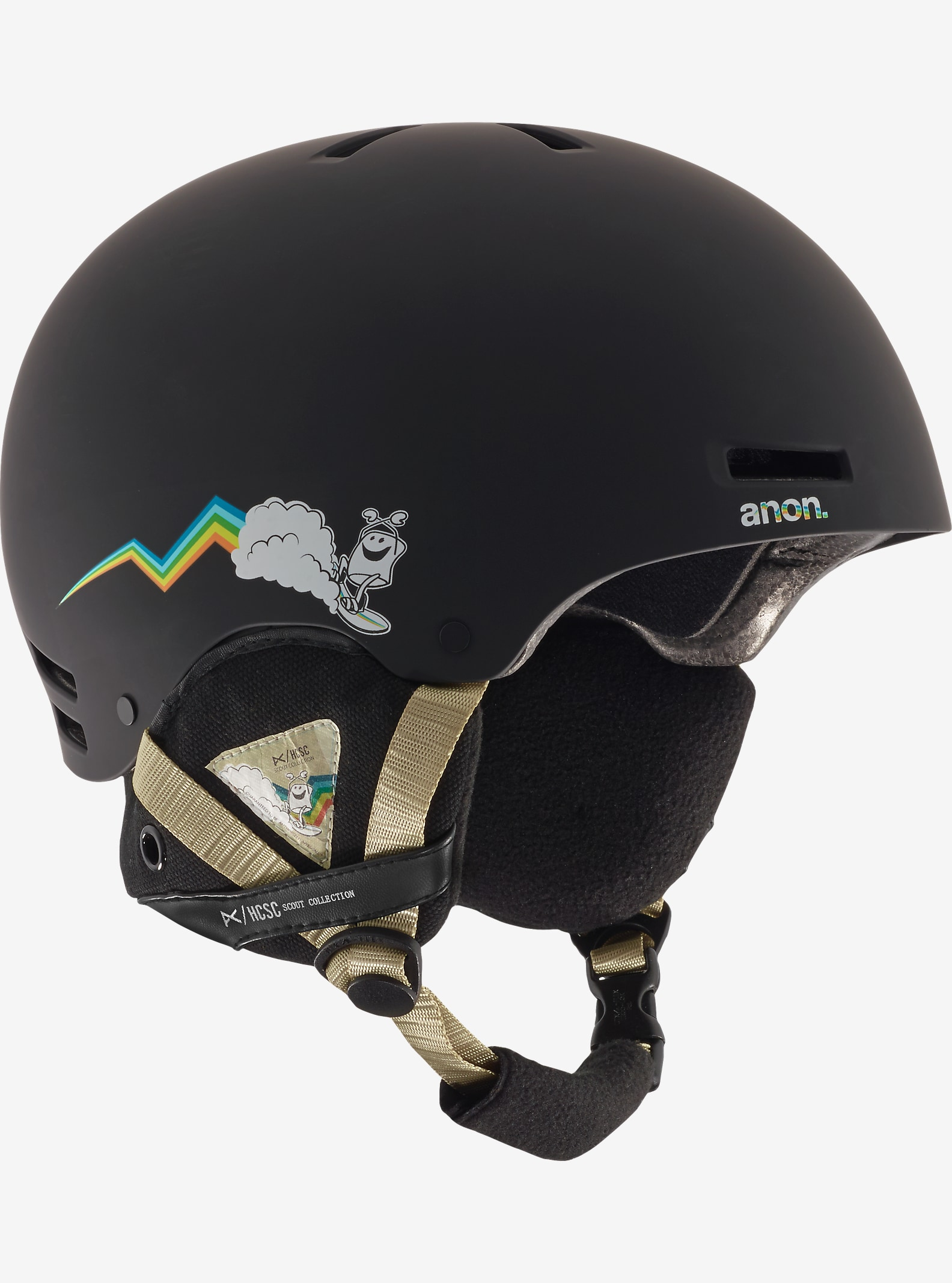 HCSC x anon. Raider Helmet shown in HCSC
