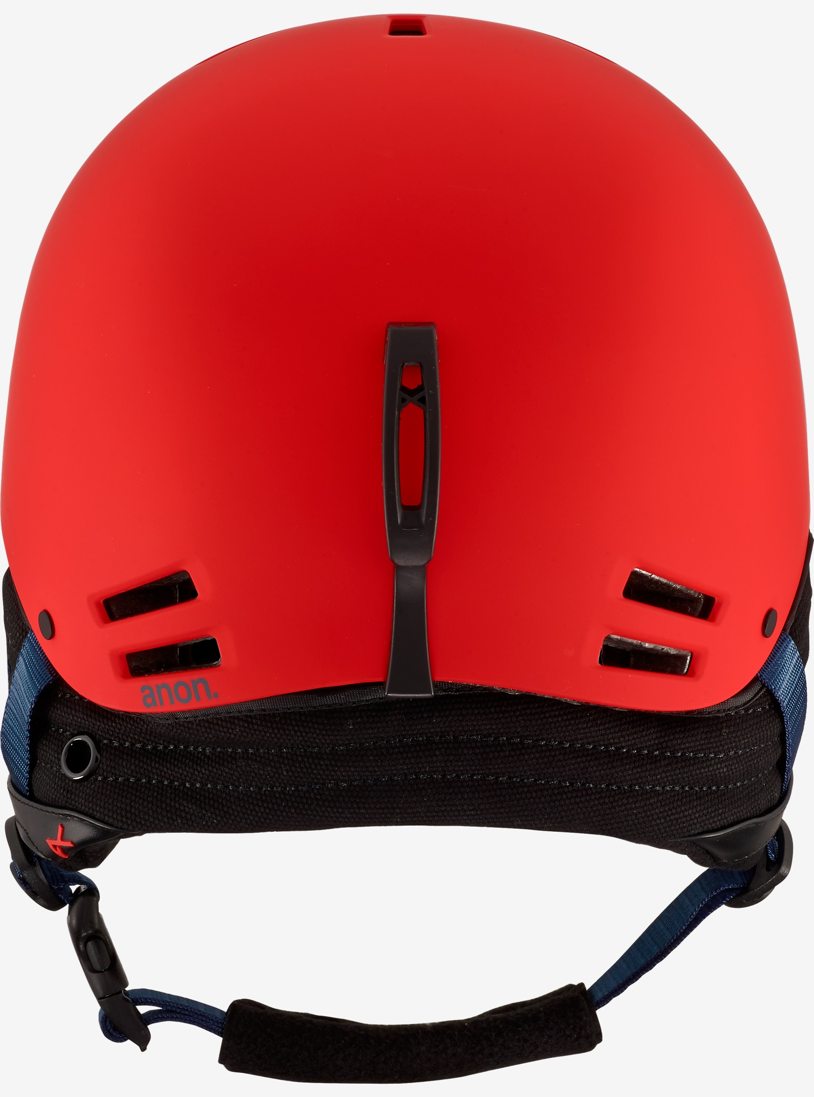 anon. Raider Helmet shown in Red
