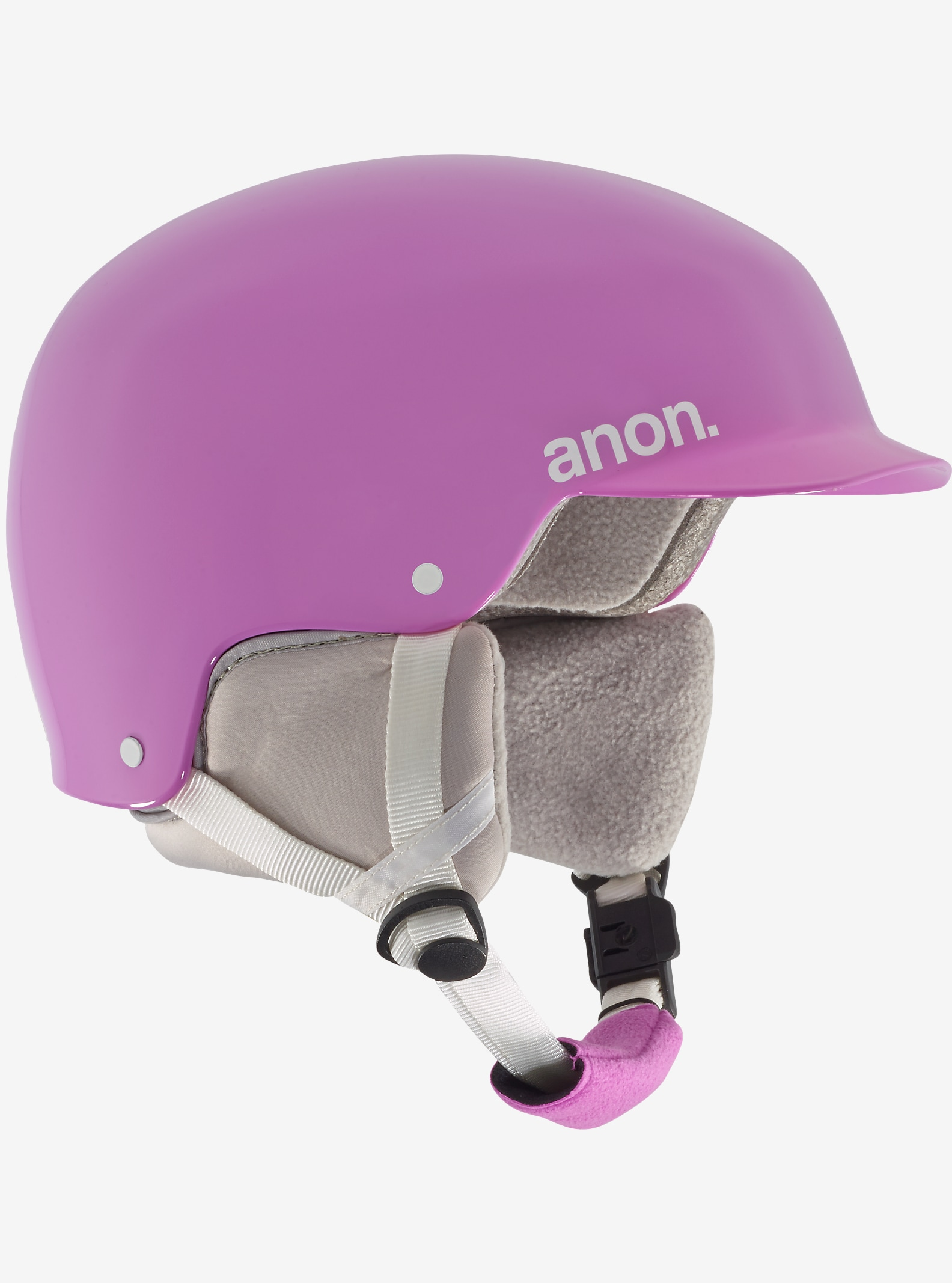 anon. Girls' Scout Helmet shown in Farie Pink