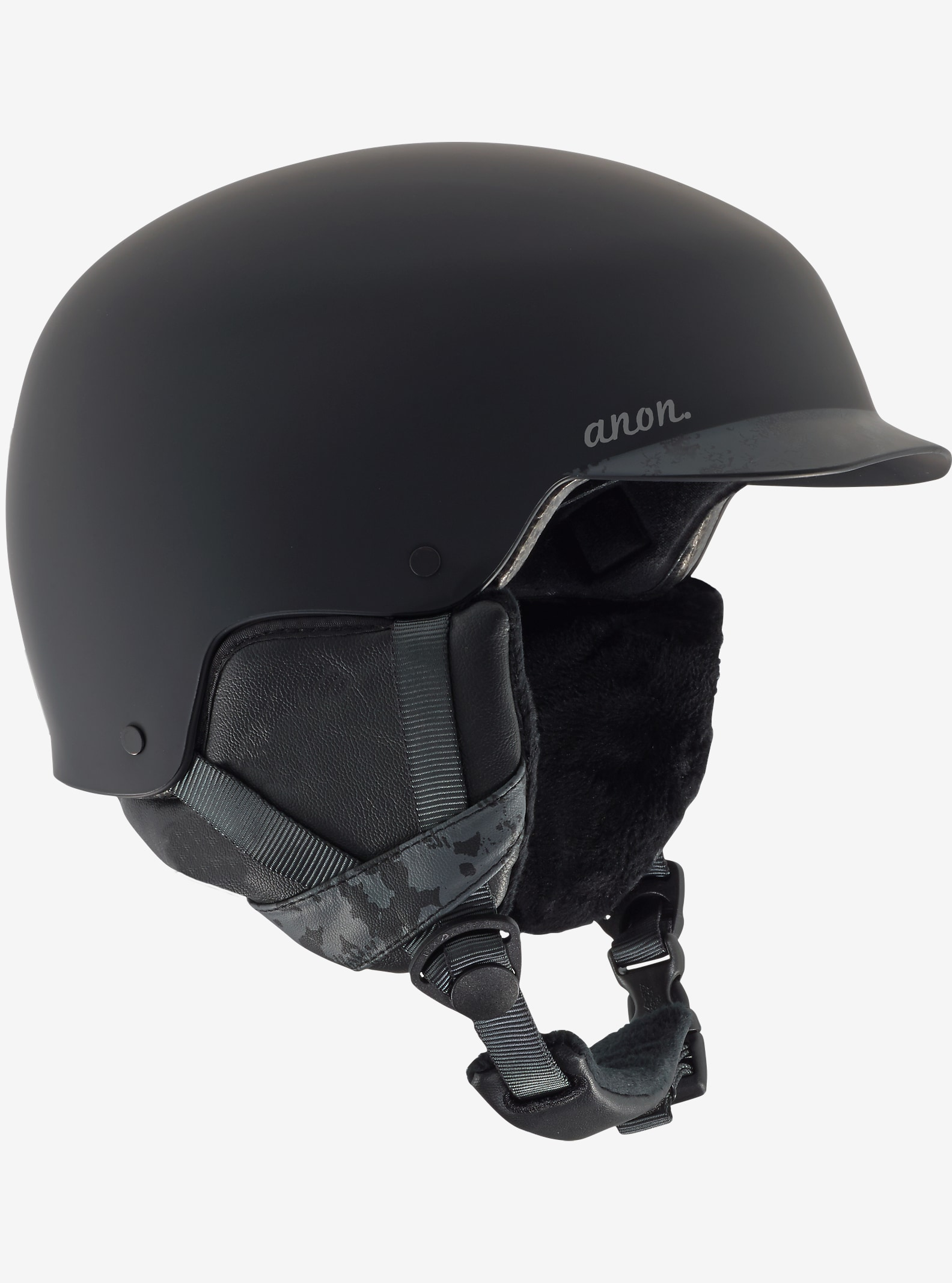 anon. Aera Helmet shown in Black