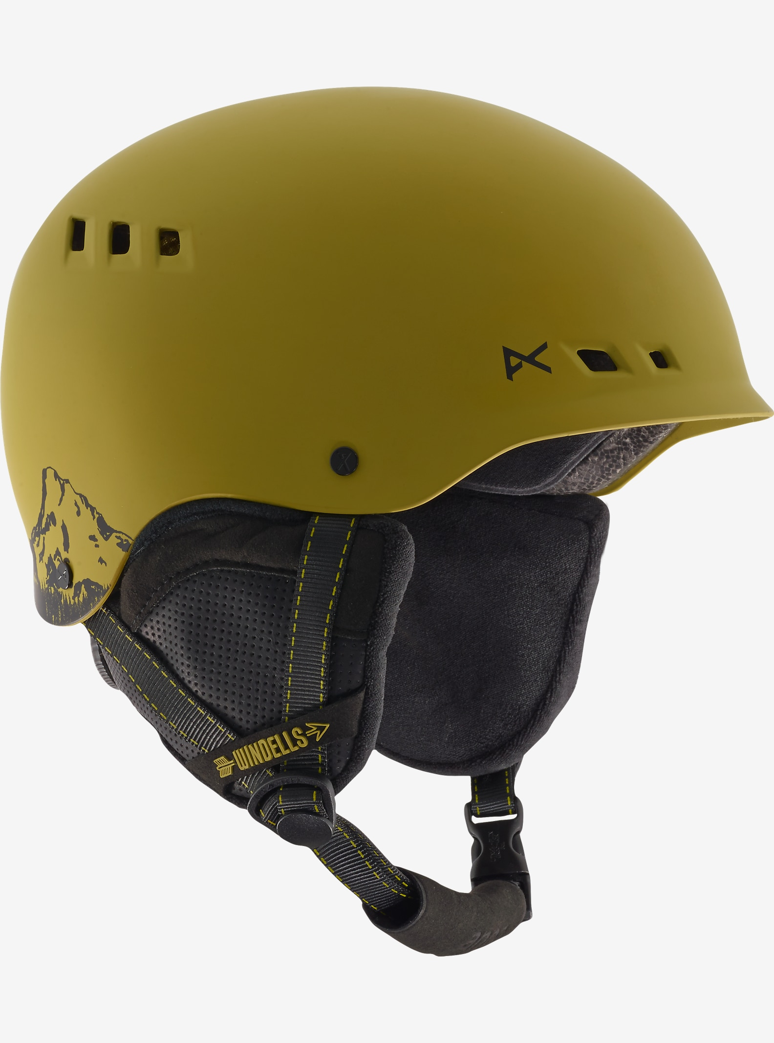 Windells x anon. Talan Helmet shown in Windells