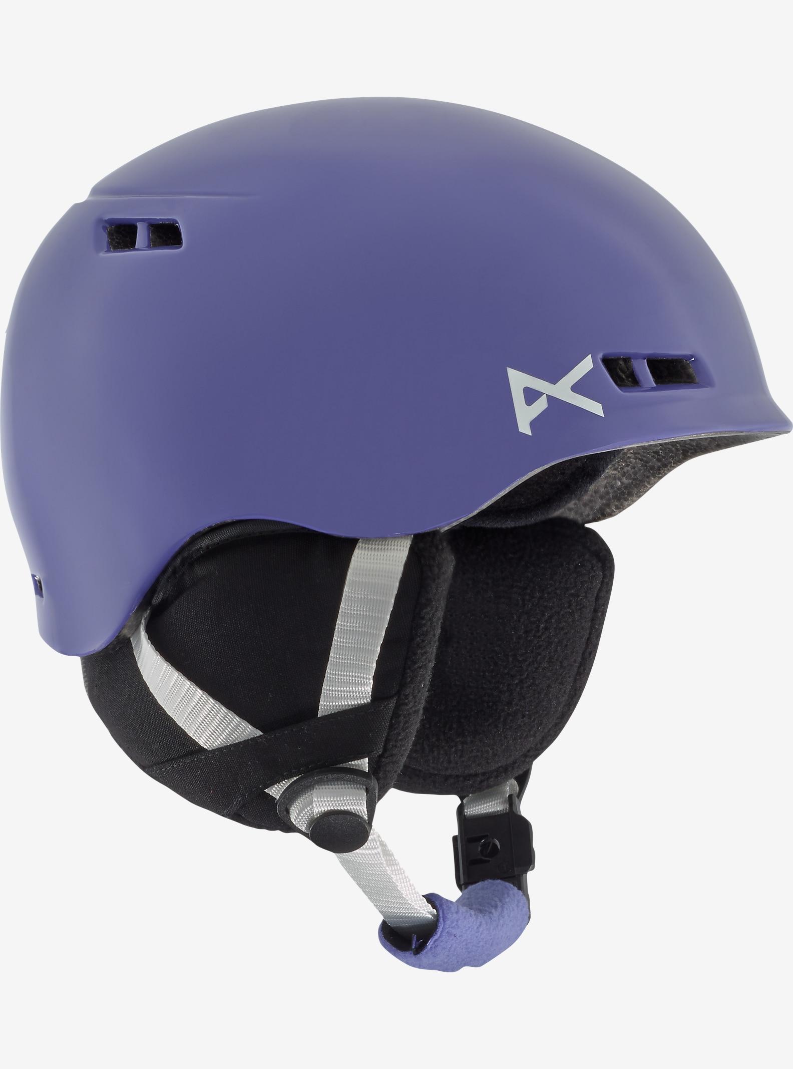 anon. Girls' Burner Helmet shown in Purple