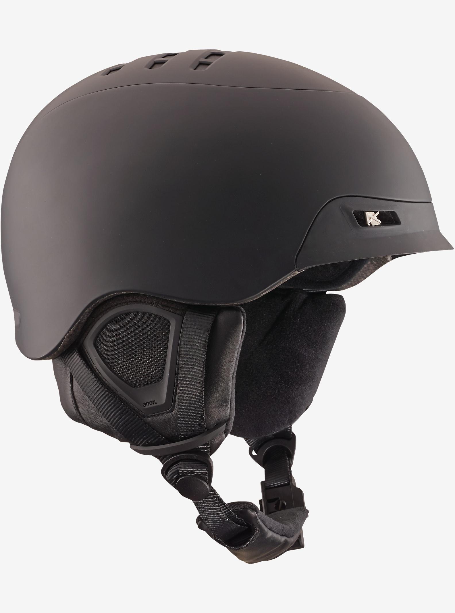 anon. Nelson Helmet shown in Black