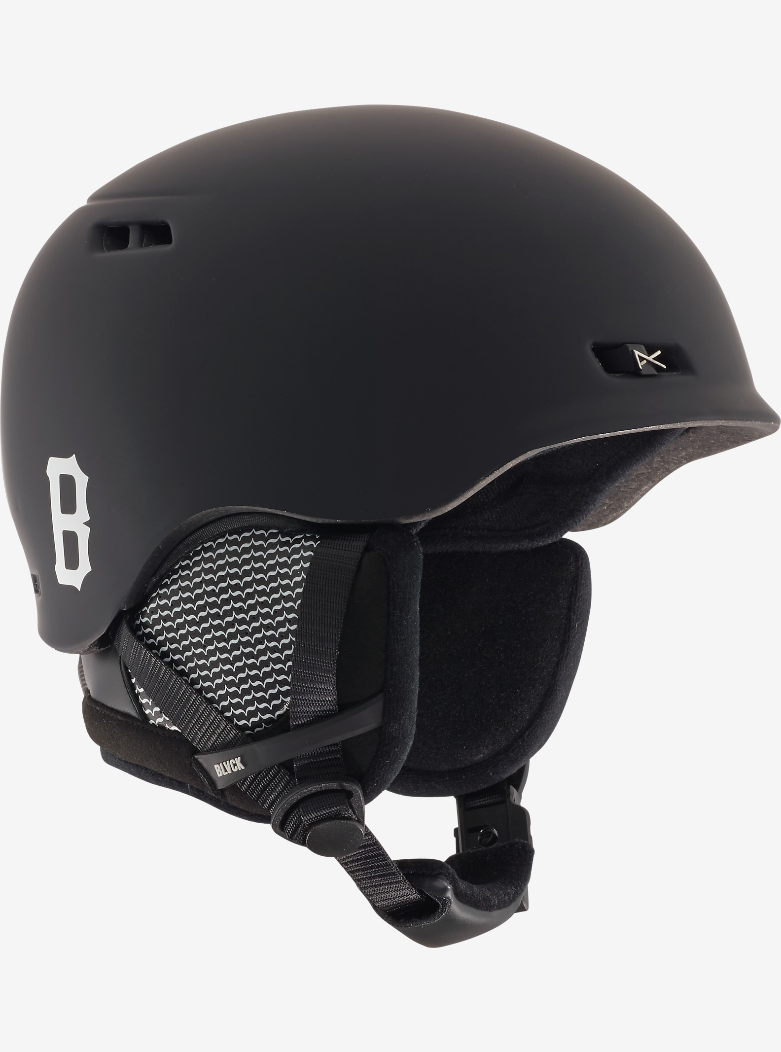 Black Scale x anon. Rodan Helmet shown in Black Scale