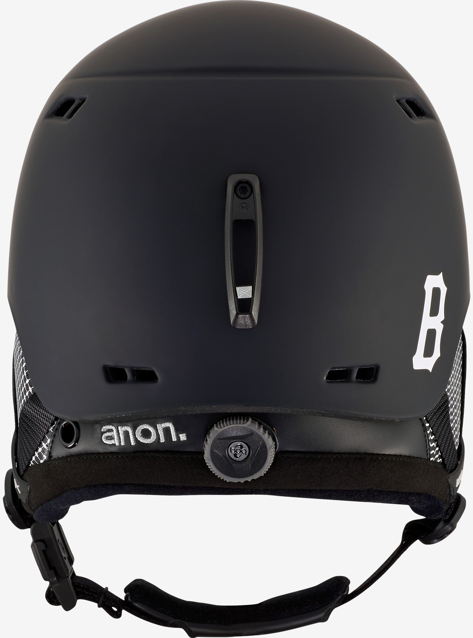 Black Scale x anon. Rodan Helmet shown in Black Scale