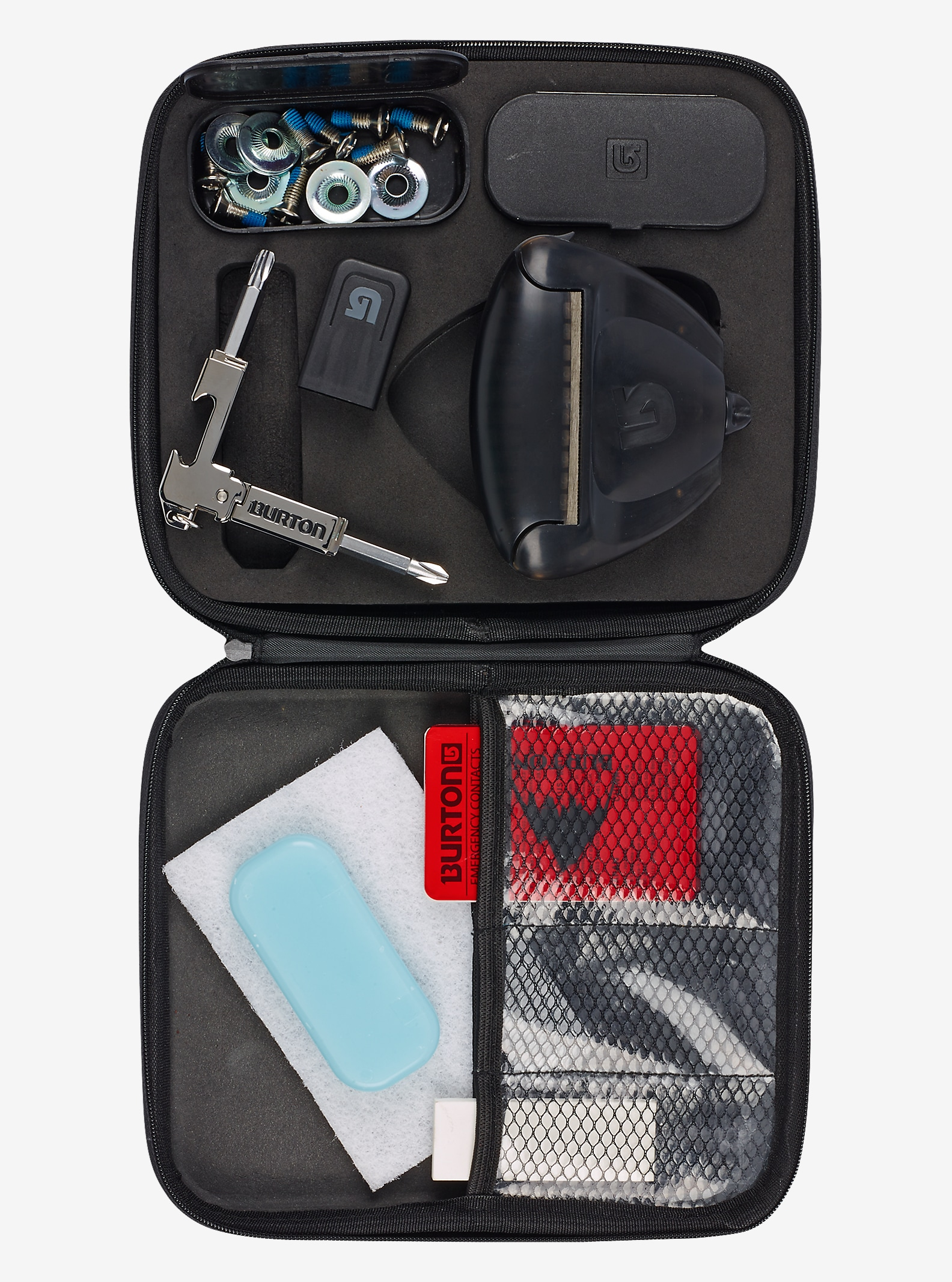 Burton MTN Essentials Kit shown in Black