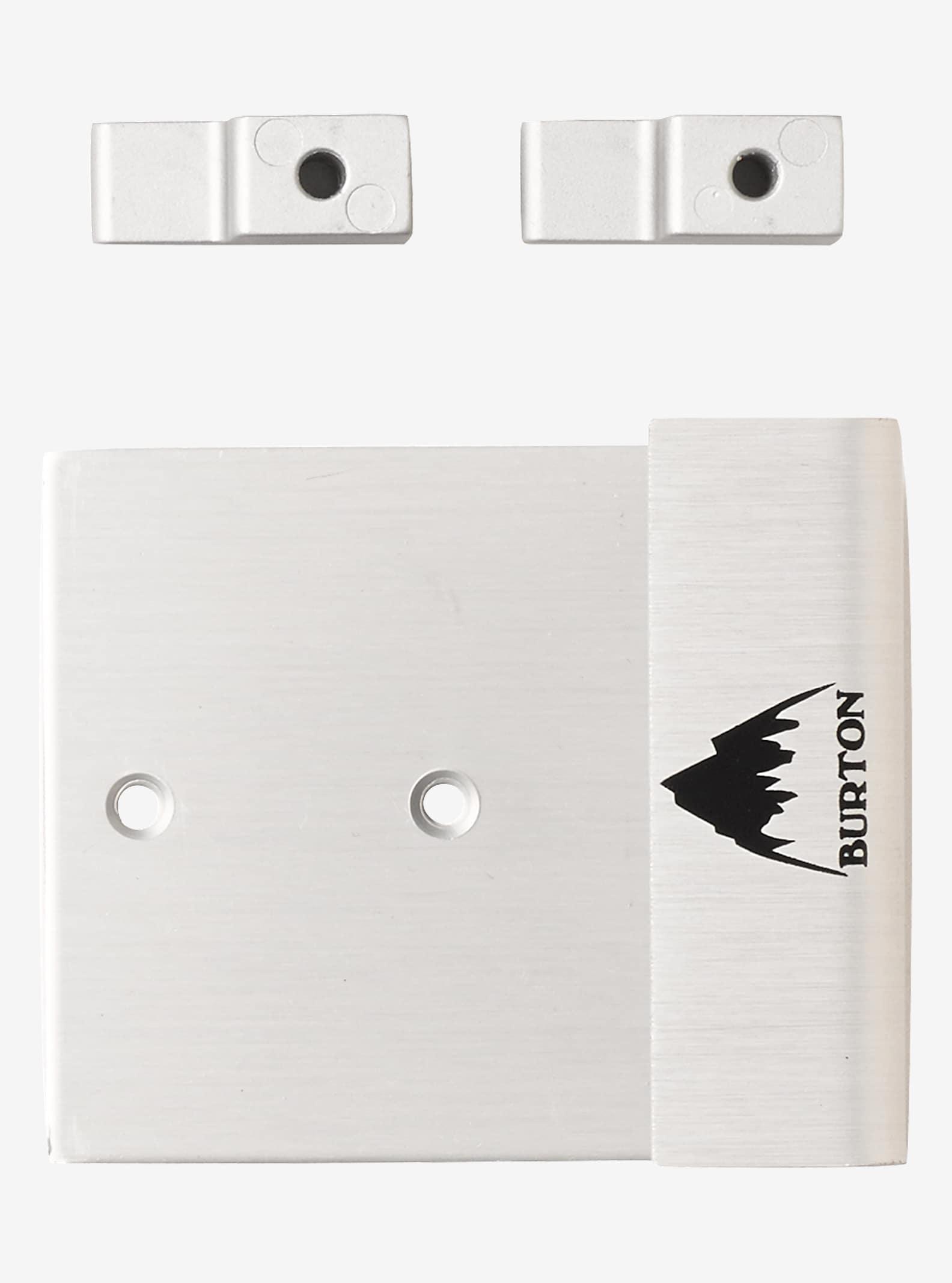 Burton Collector's Edition Snowboard-Wandhalterungen angezeigt in Silver