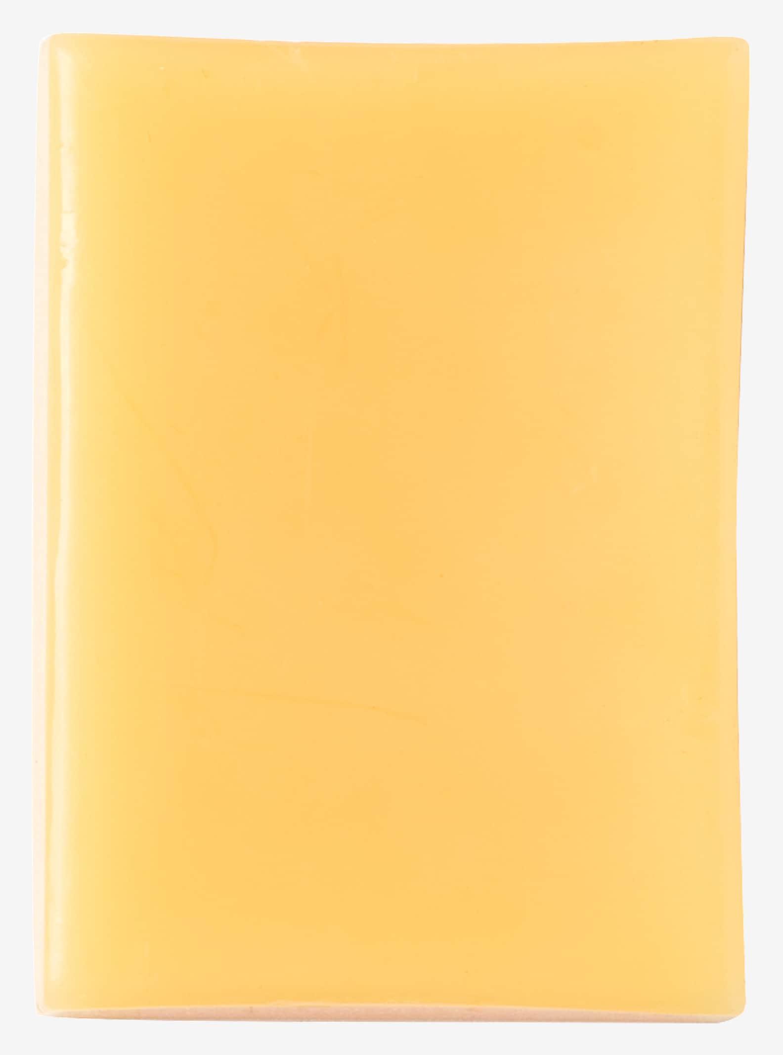 Burton Cheddar Wachs angezeigt in Yellow