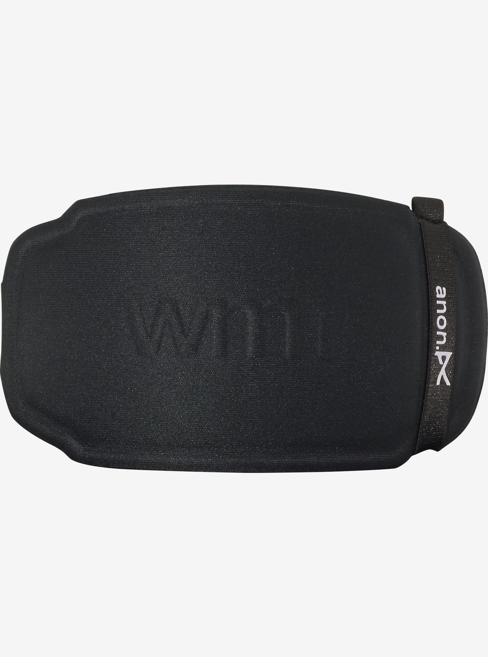 anon. WM1 Lens Case shown in Black