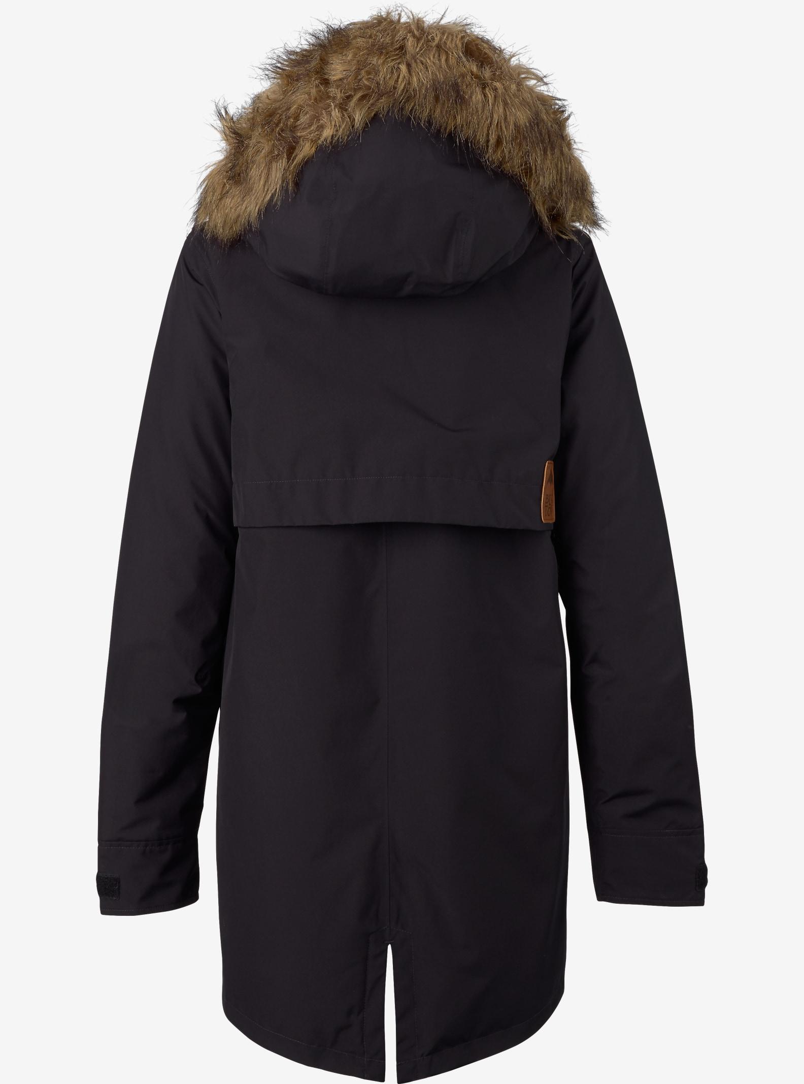 Burton Wylie GORE-TEX® Jacke angezeigt in True Black