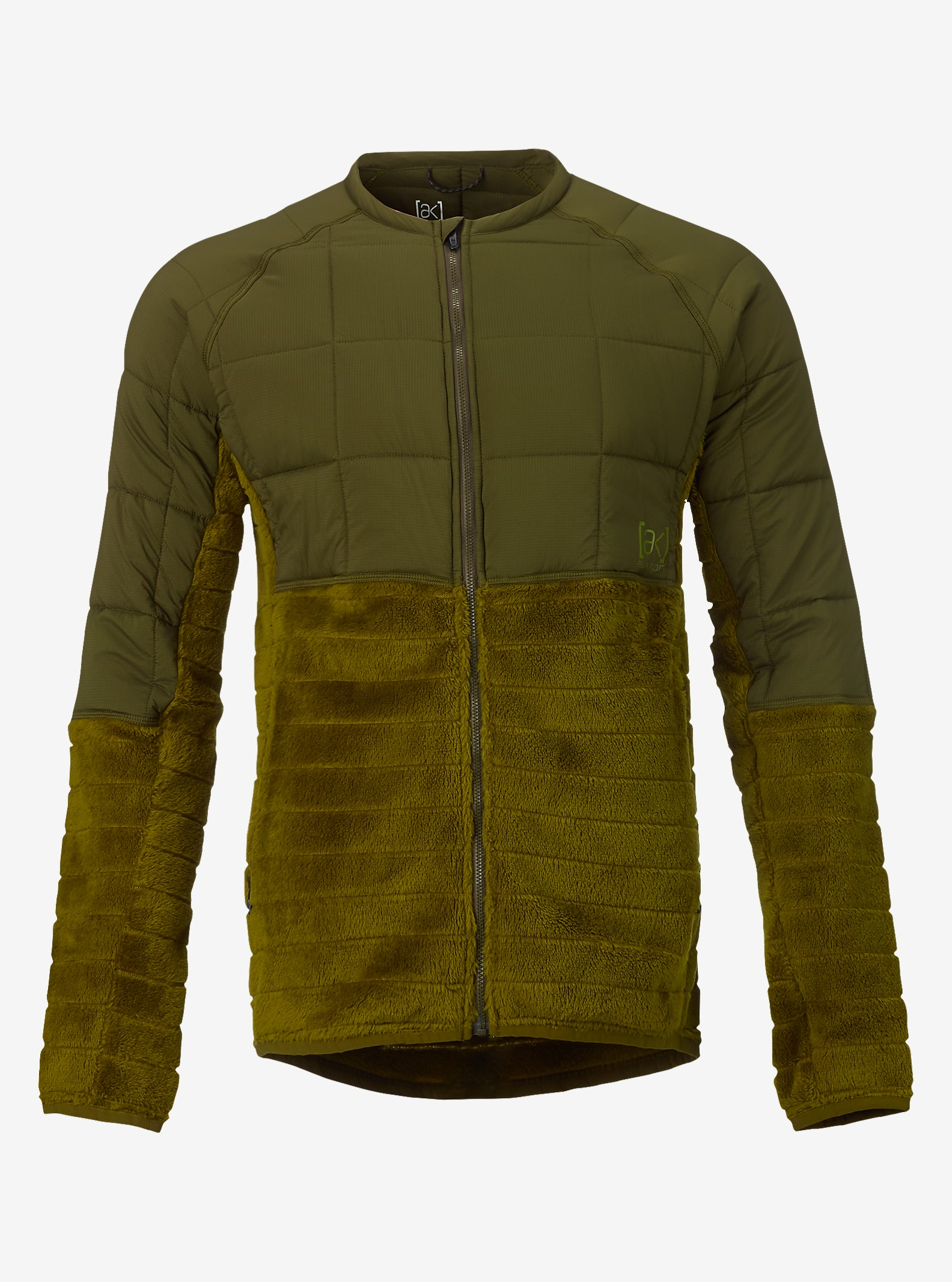 Burton [ak] Hybrid Isojacke angezeigt in Jungle / Fir