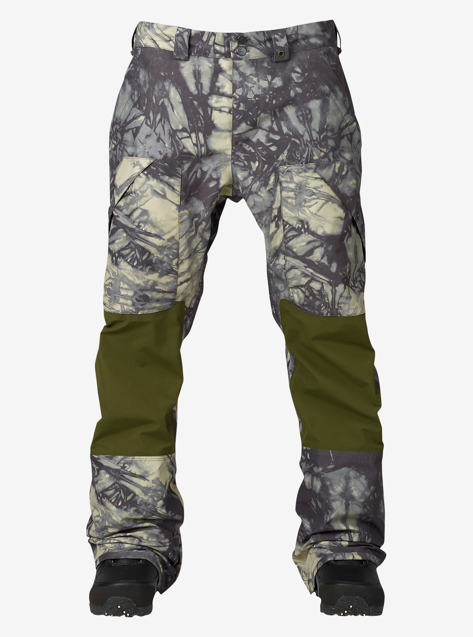 Burton GORE-TEX® Drifter Pant shown in Tie Dye Trench / Keef
