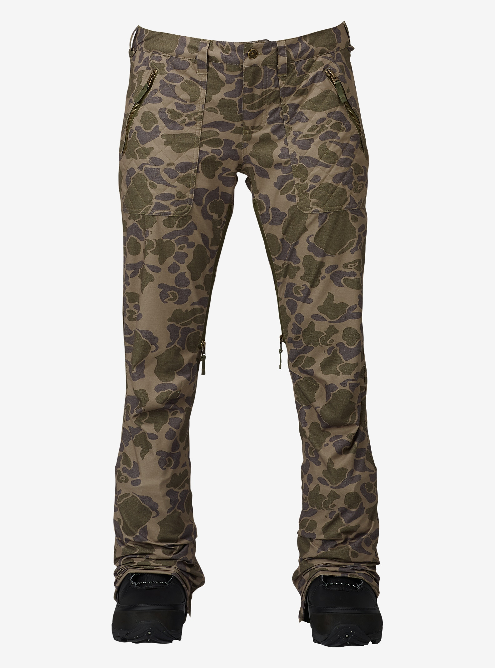 Burton Vida Pant shown in Petal Camo