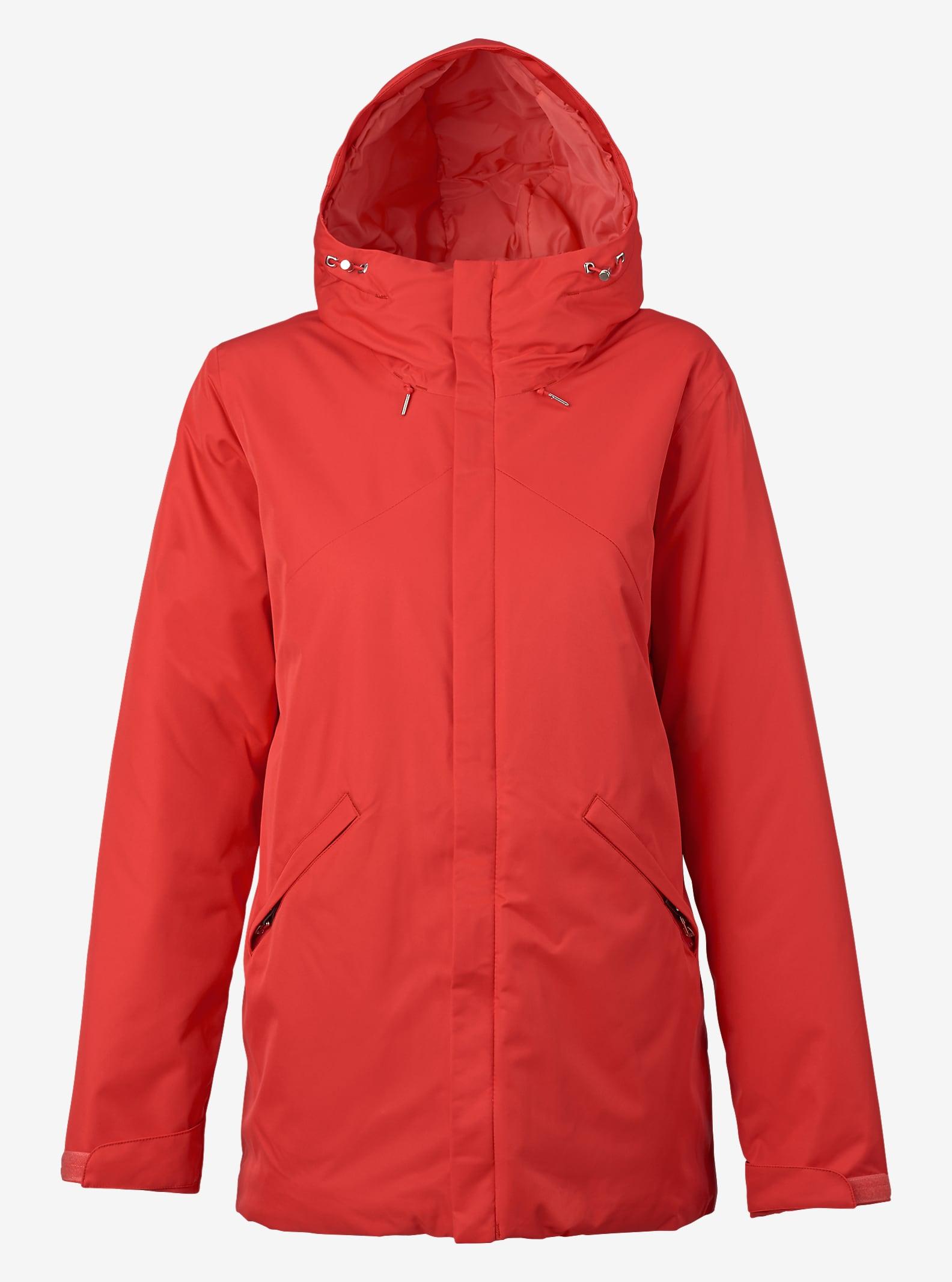 Burton Cadence Jacket shown in Coral