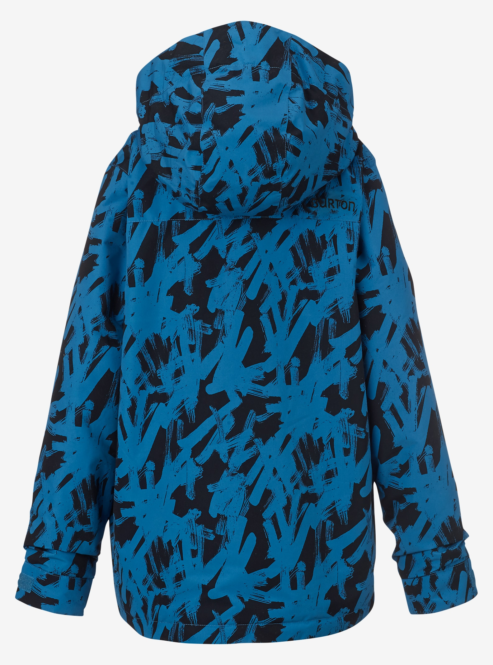 Burton Boys' Link System Jacket shown in Glacier Hashtag