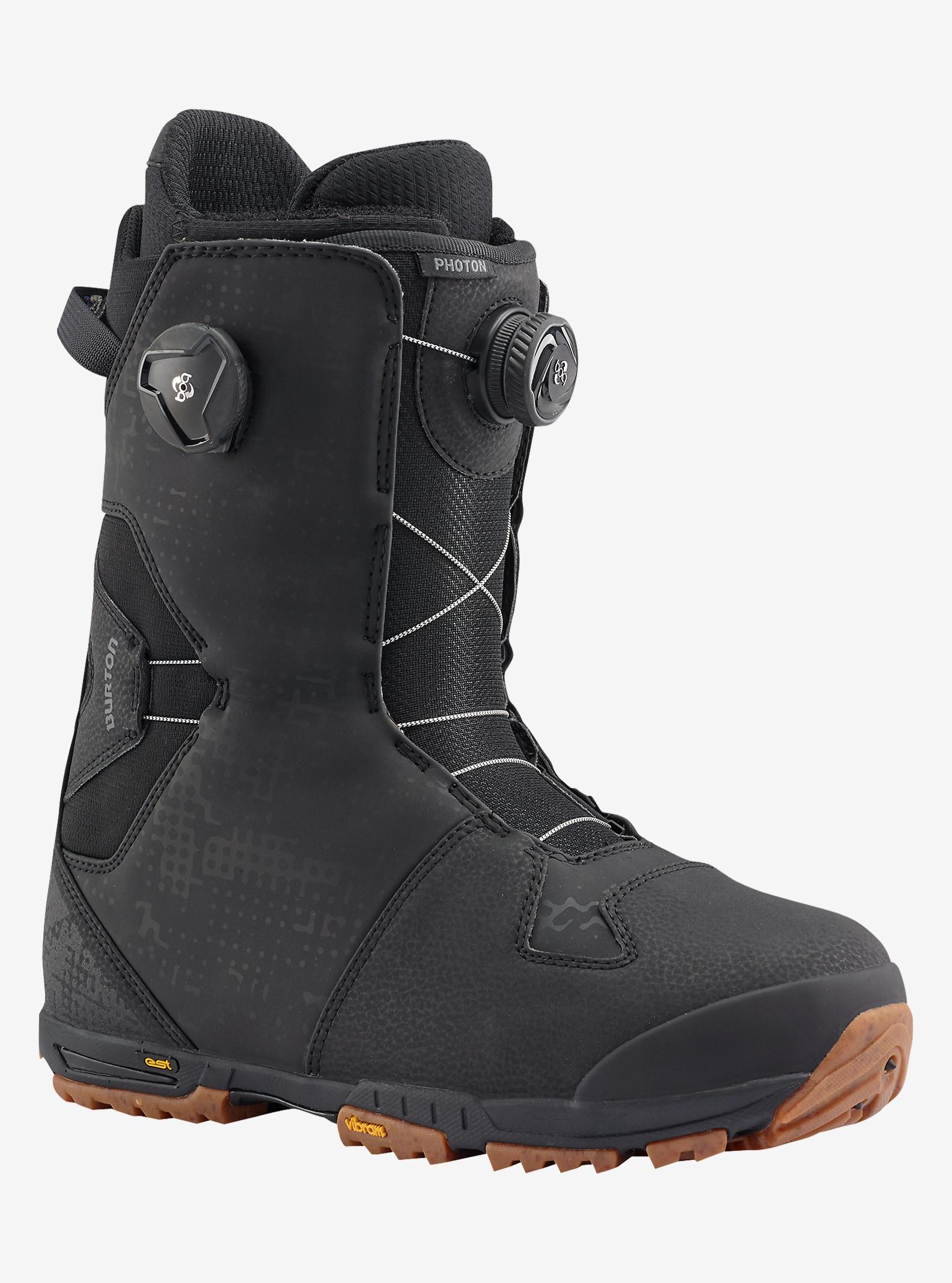 Burton Photon Boa® Snowboard Boot shown in Black / Gum