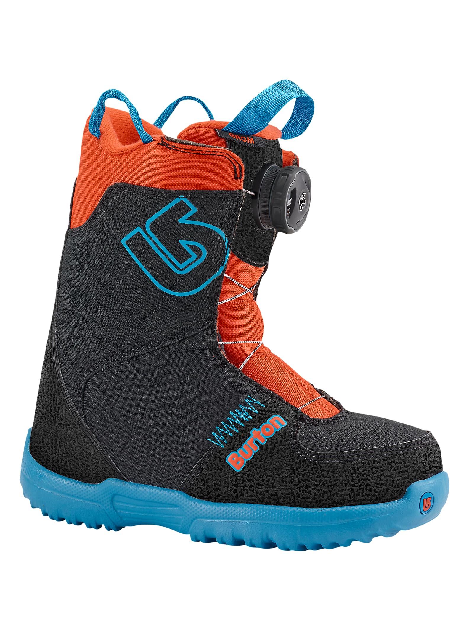 3a6c269aedcc Burton Grom Boa® Snowboard Boot | Burton Snowboards Winter 16