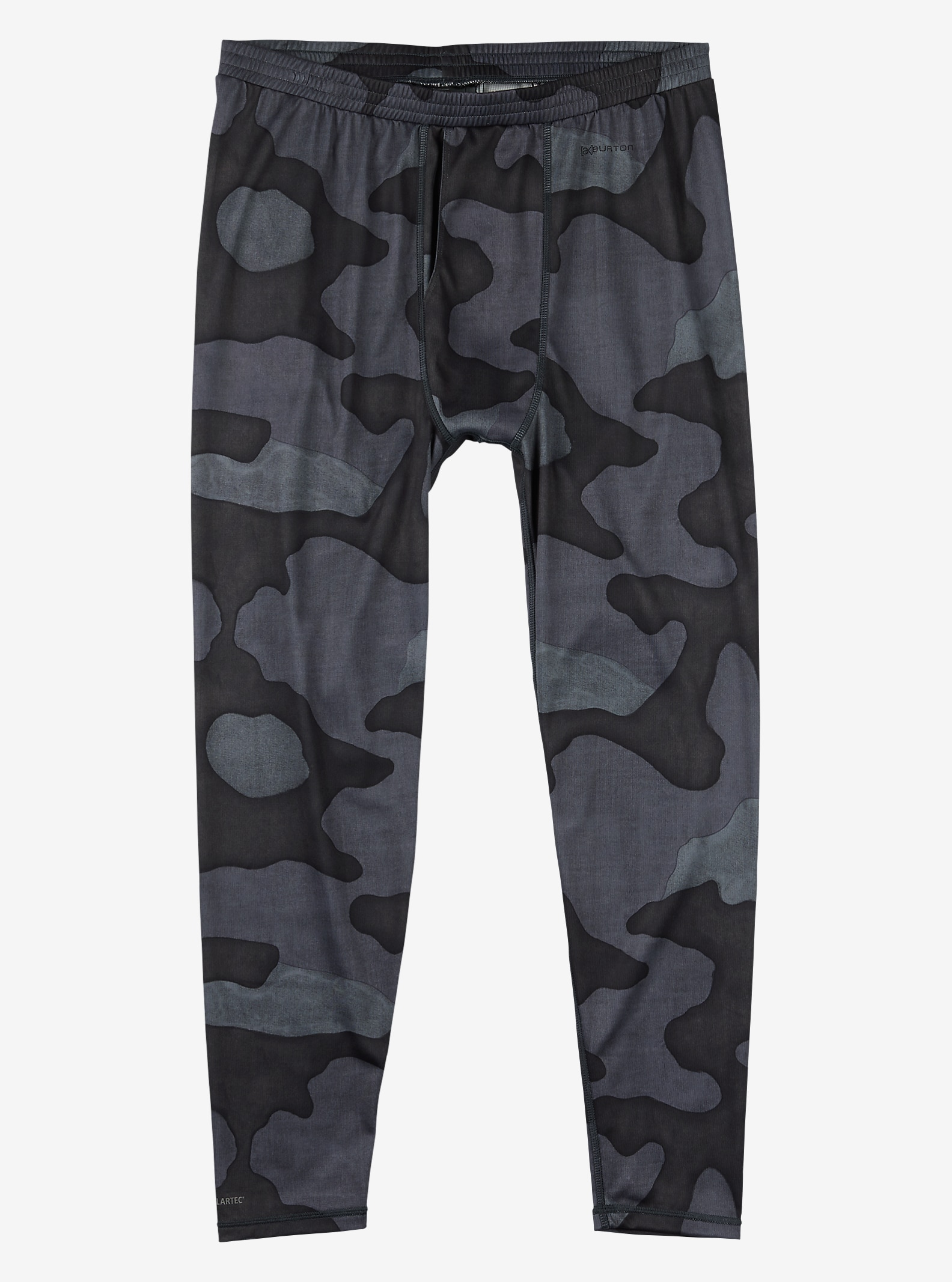 Burton [ak] Power Grid® Pant shown in Black Hombre Camo