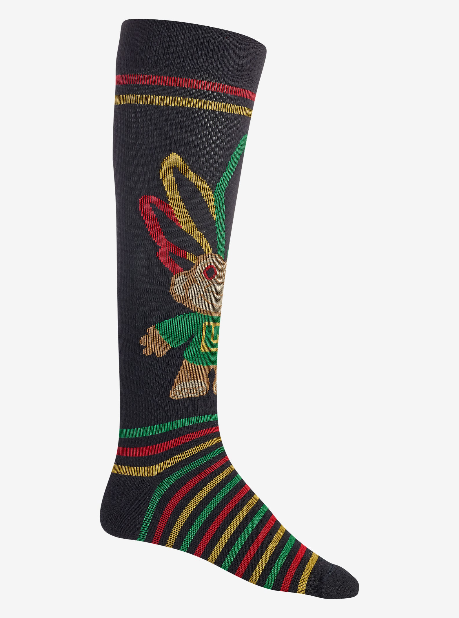 Burton Super Party Socken angezeigt in Shanty Troll