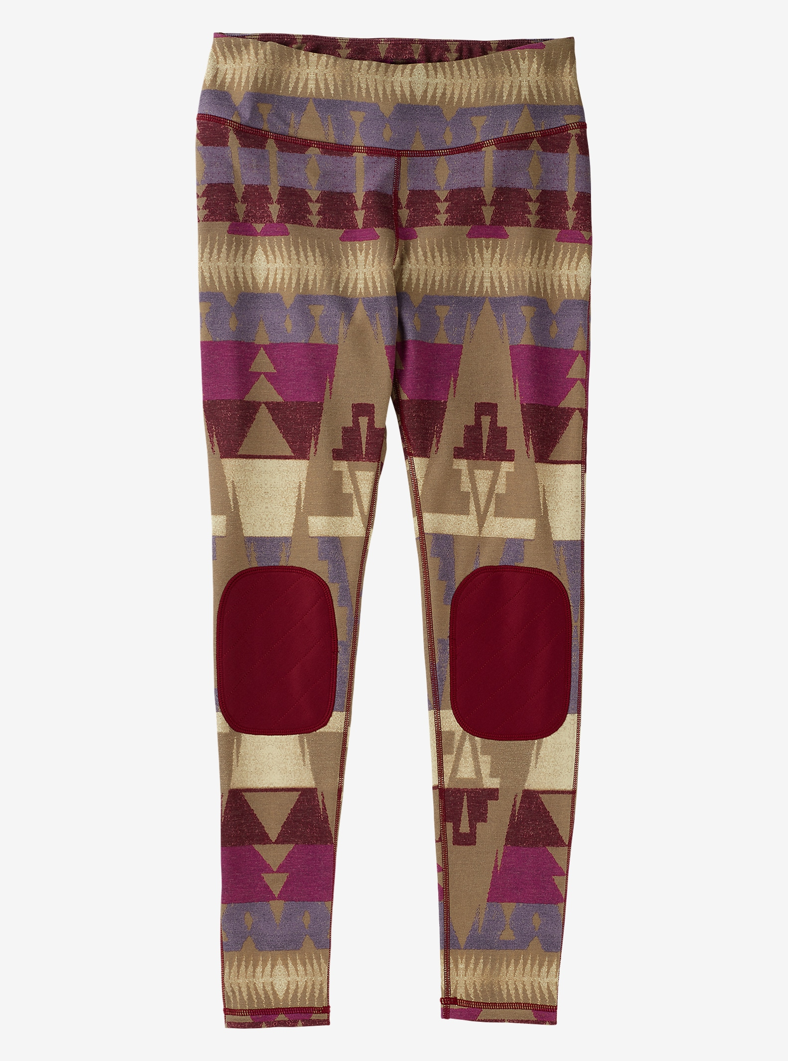 Burton Women's Expedition Base Layer Wool Pant shown in Vision Quest