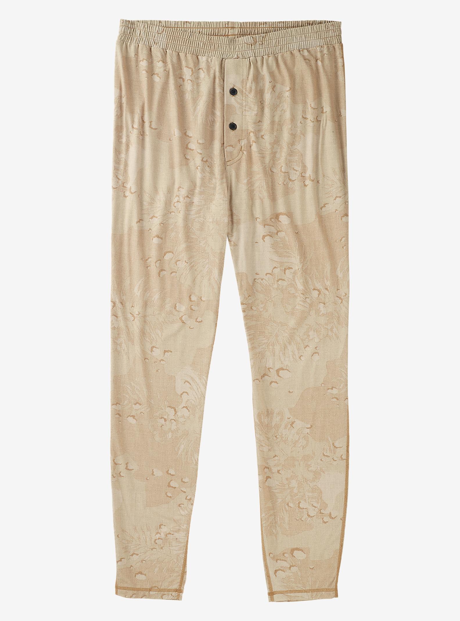 Burton Midweight Base Layer Wool Pant shown in Hawaiian Desert