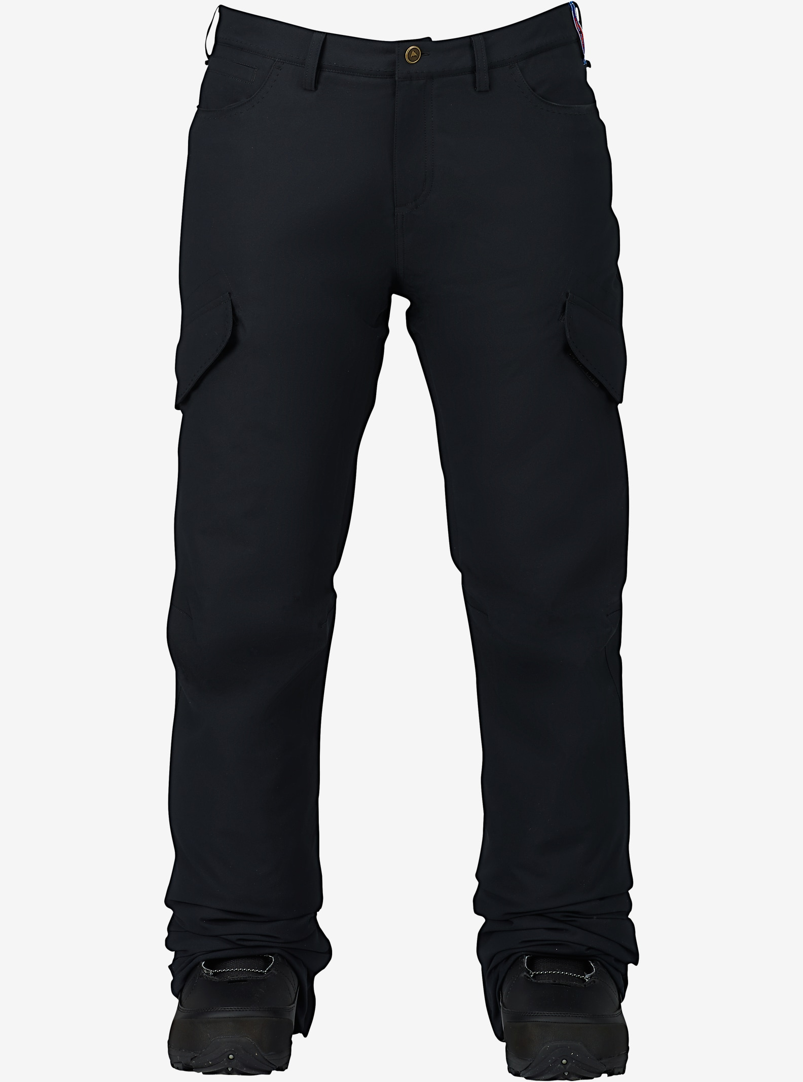 Burton Fly Short Pant shown in True Black
