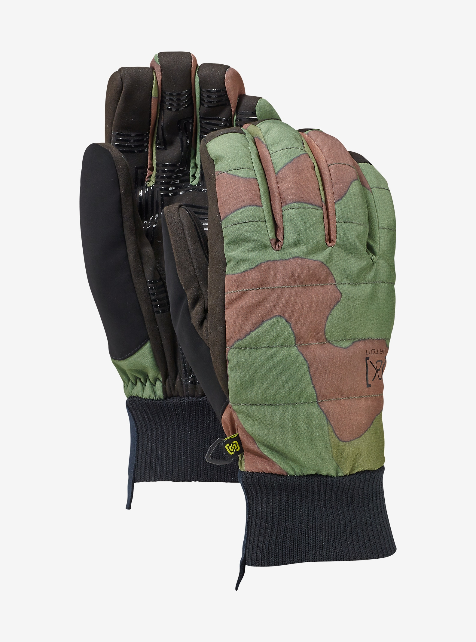 Burton [ak] Insulator Glove shown in Hombre Camo