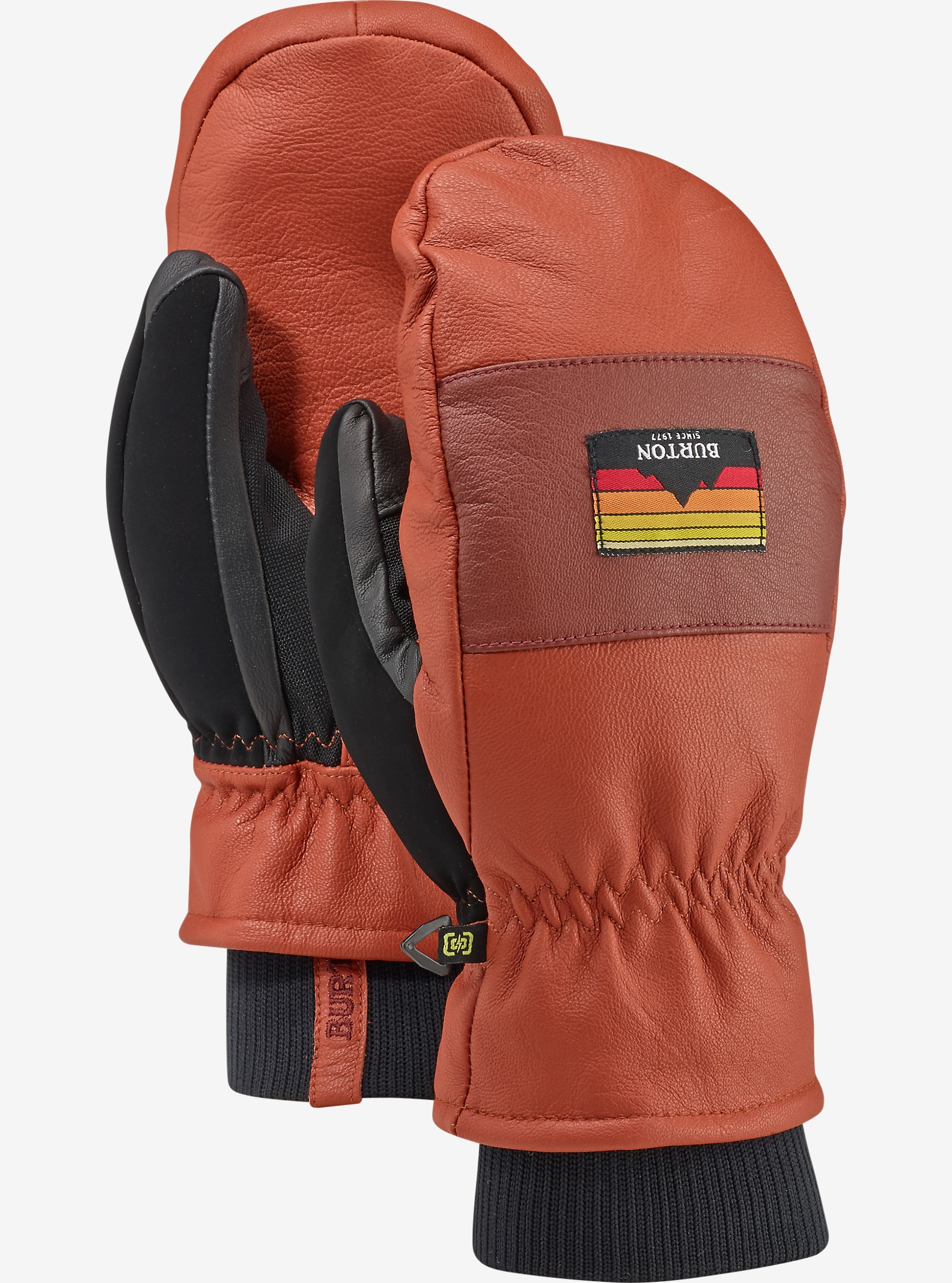 Burton Free Range Mitt shown in Picante