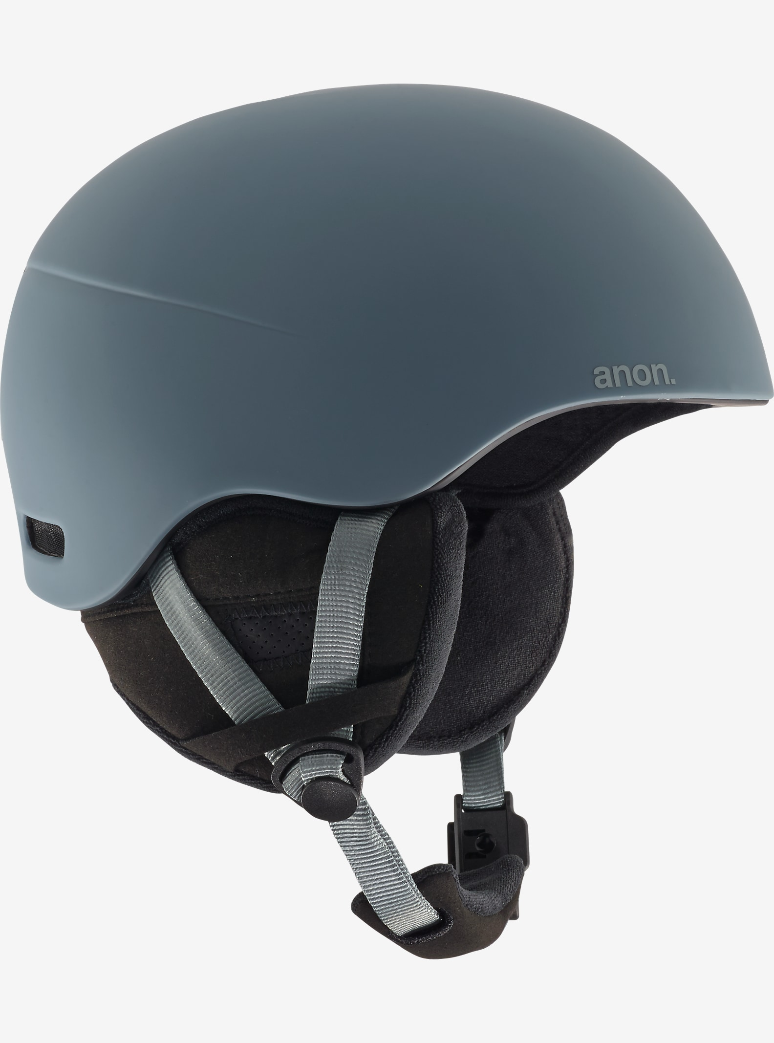 anon. Helo 2.0 Helmet shown in Dark Gray