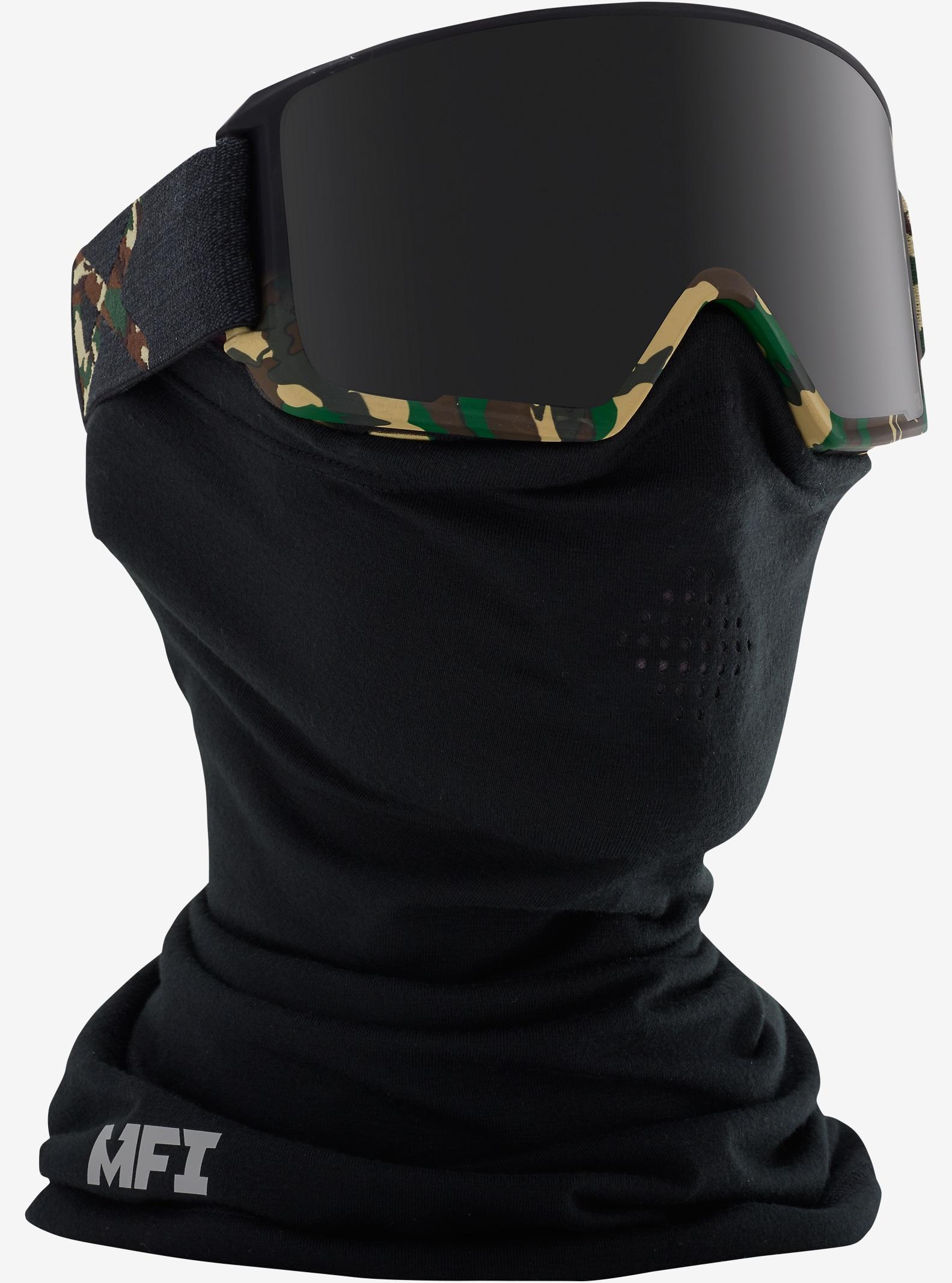 anon. M3 Goggle shown in Frame: Guerilla, Lens: Dark Smoke