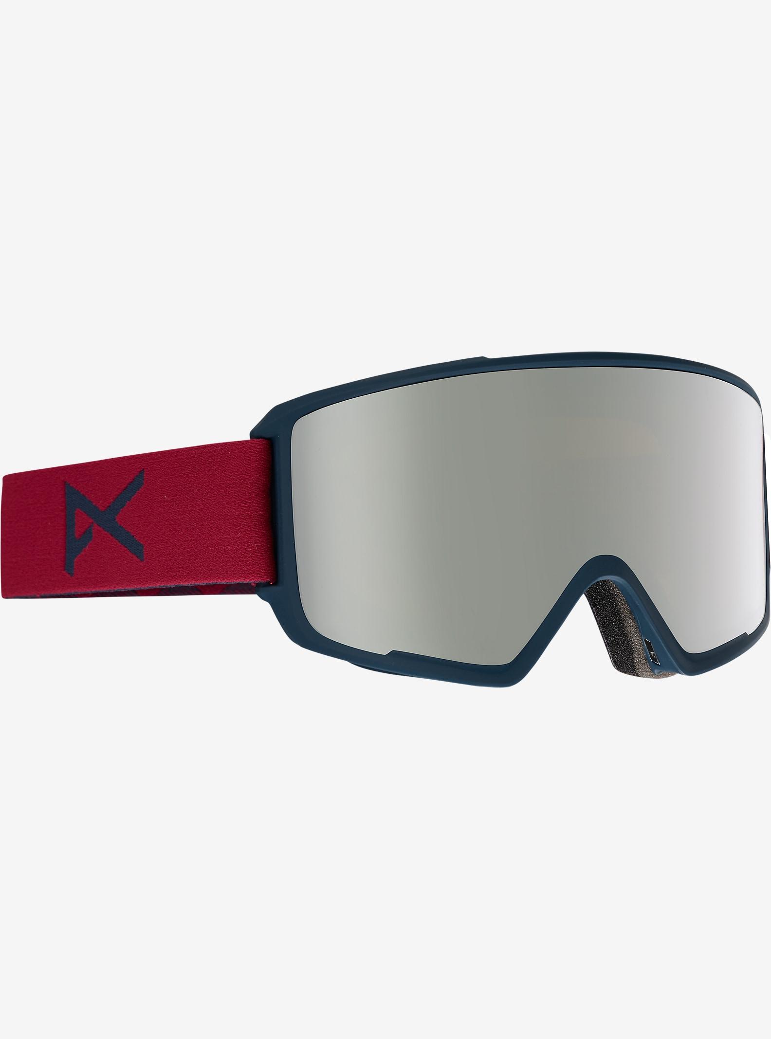 anon. M3 Goggle angezeigt in Rahmen: Madeira, Brillenglas: Silver Solex