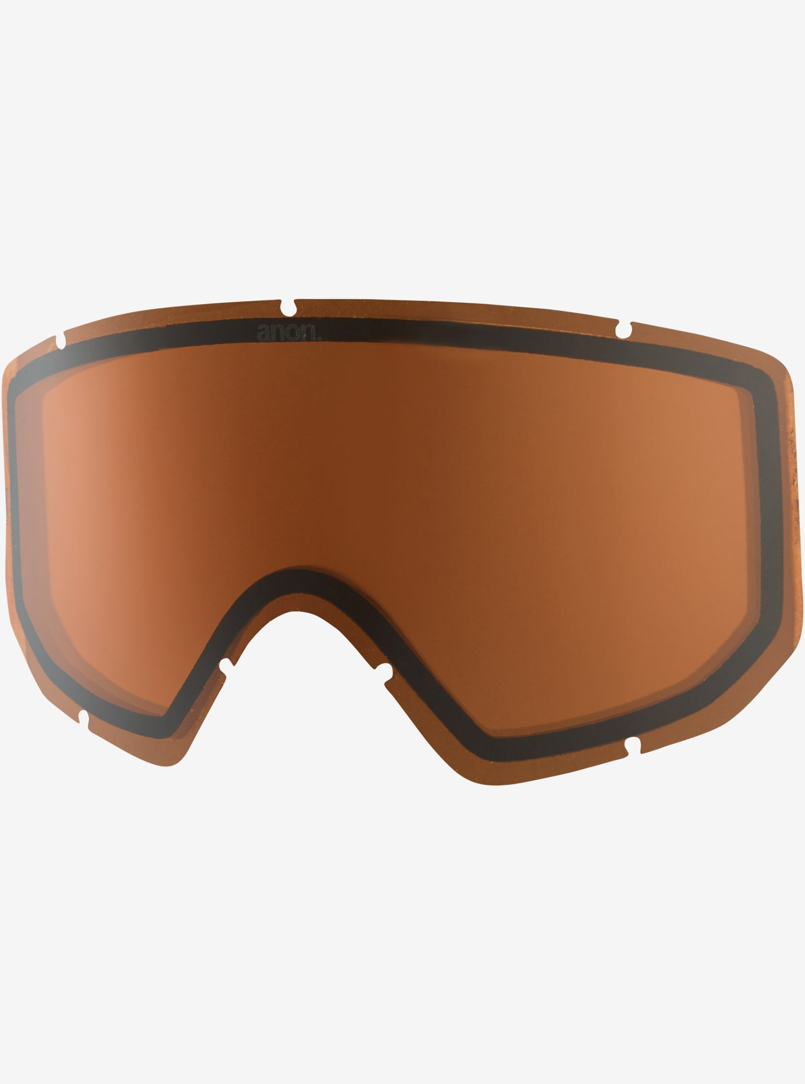 anon. Relapse Jr. Goggle Lens shown in Amber (55% VLT)