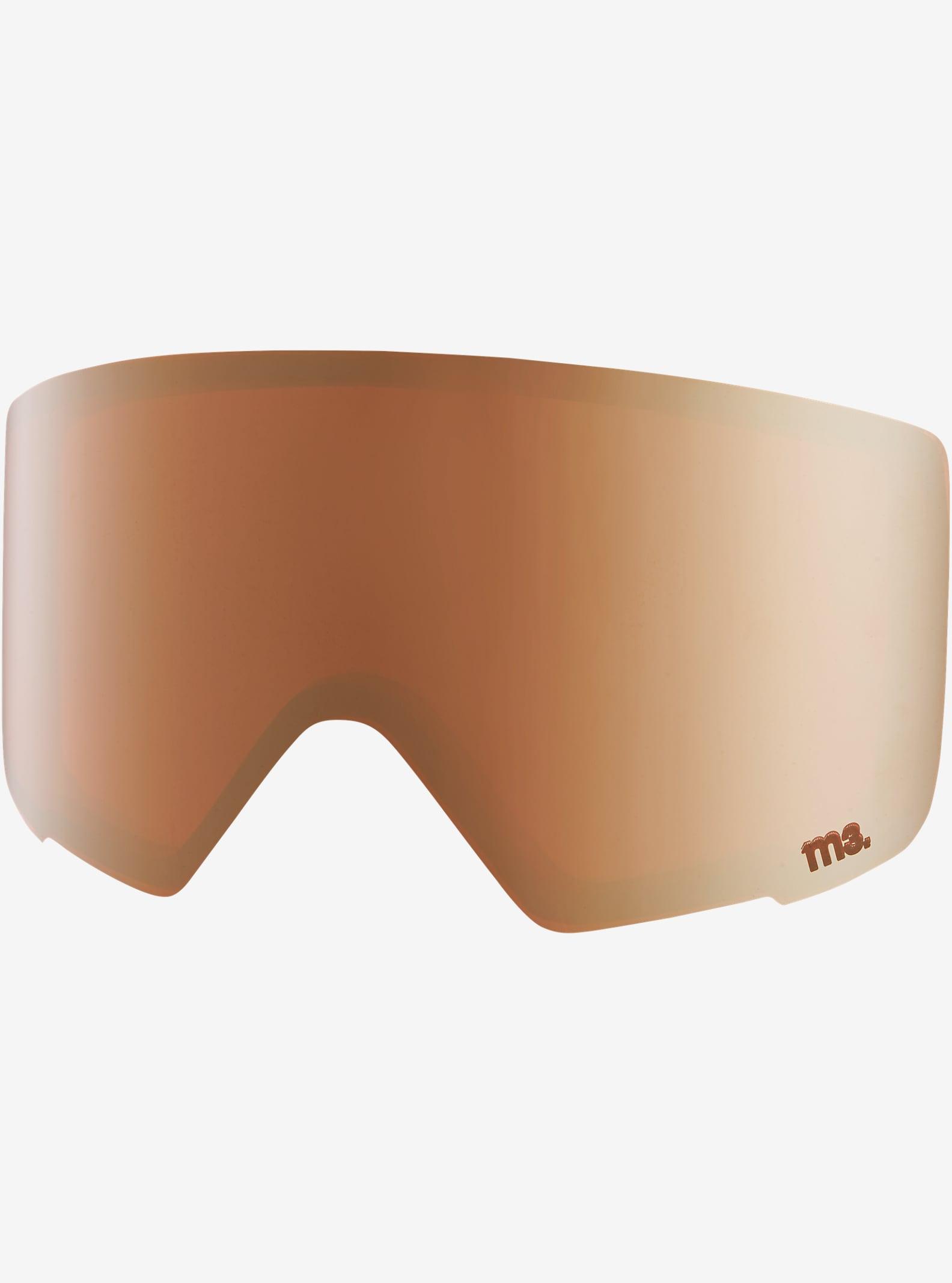 anon. M3 Goggle Lens shown in Amber (55% VLT)