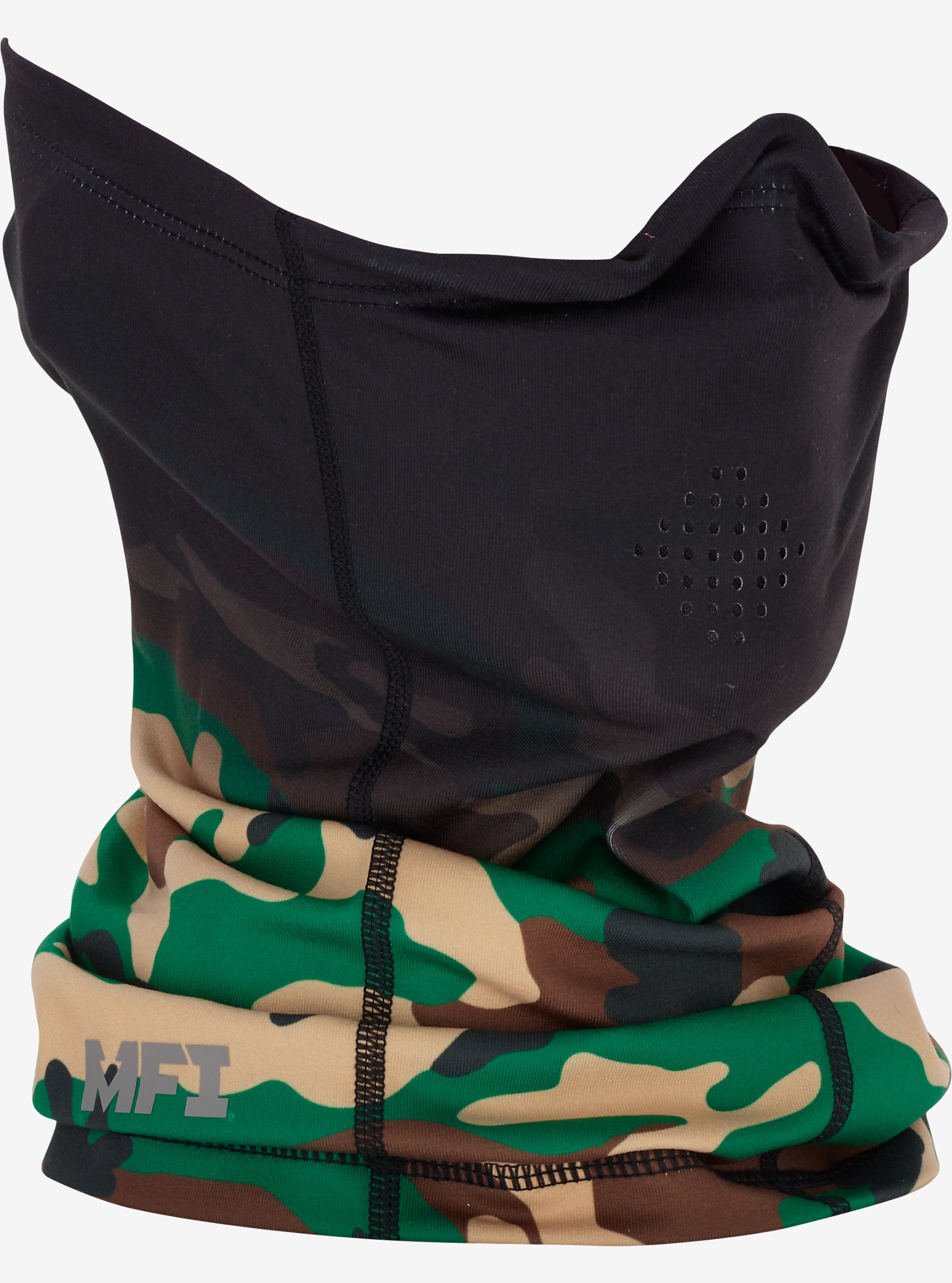 anon. MFI Mid-Weight Neck Warmer shown in Guerrilla