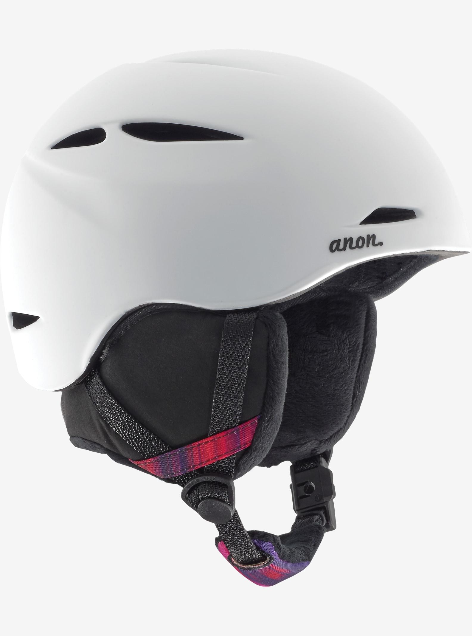 anon. Keira Helmet shown in White