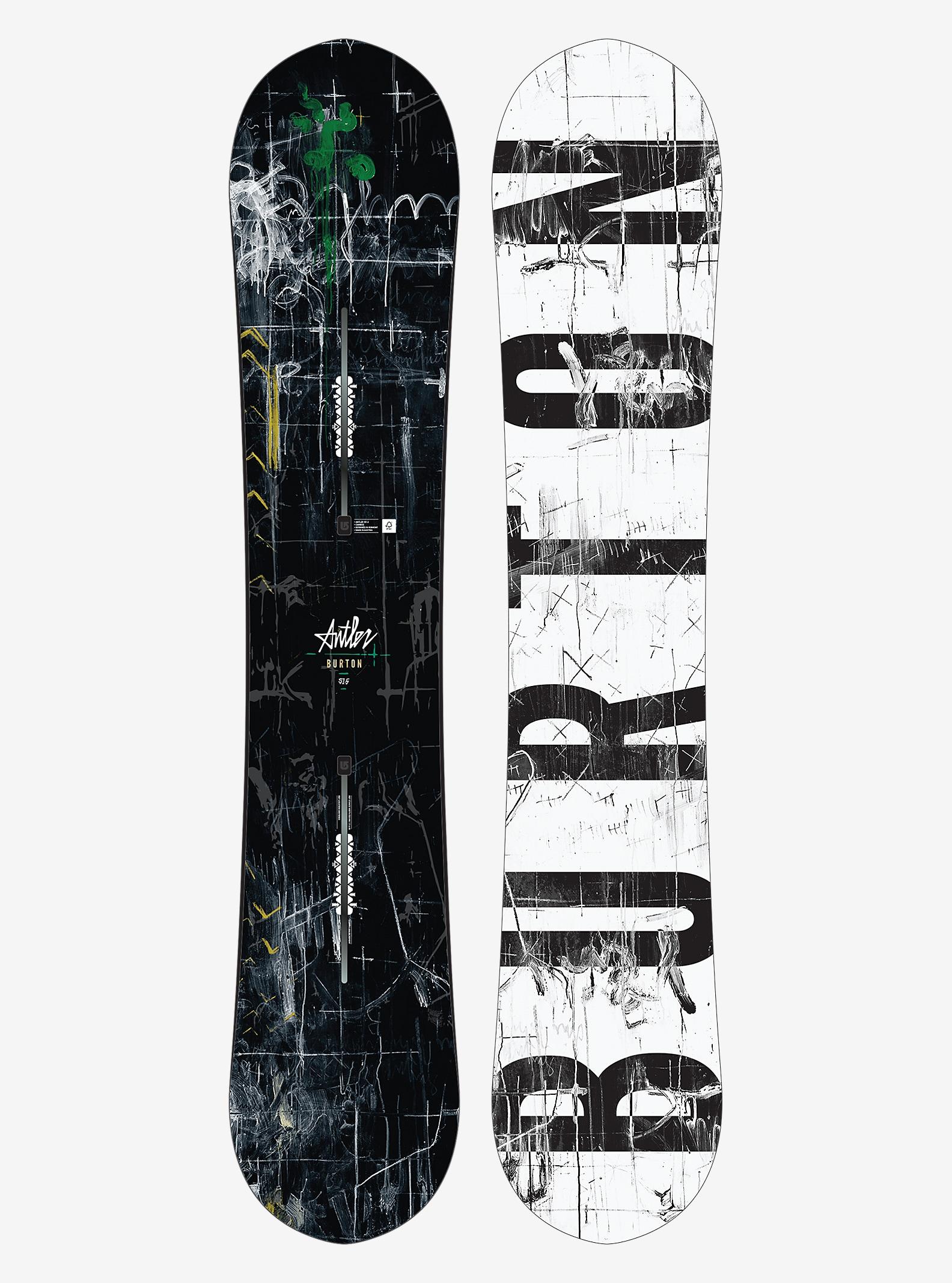 Burton - Snowboard Antler affichage en 151,5