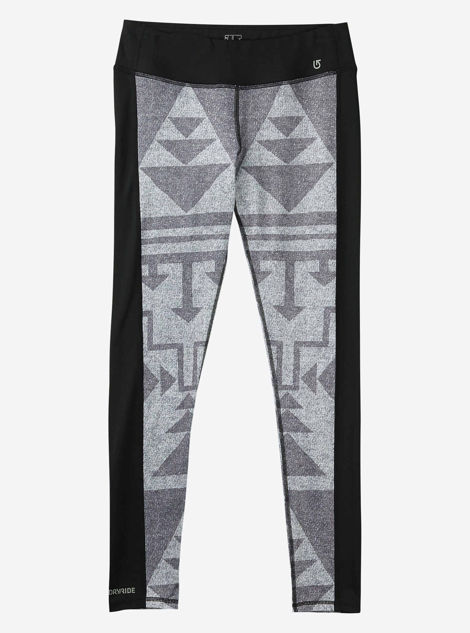 Burton Women's Active Legging shown in Neu Nordic