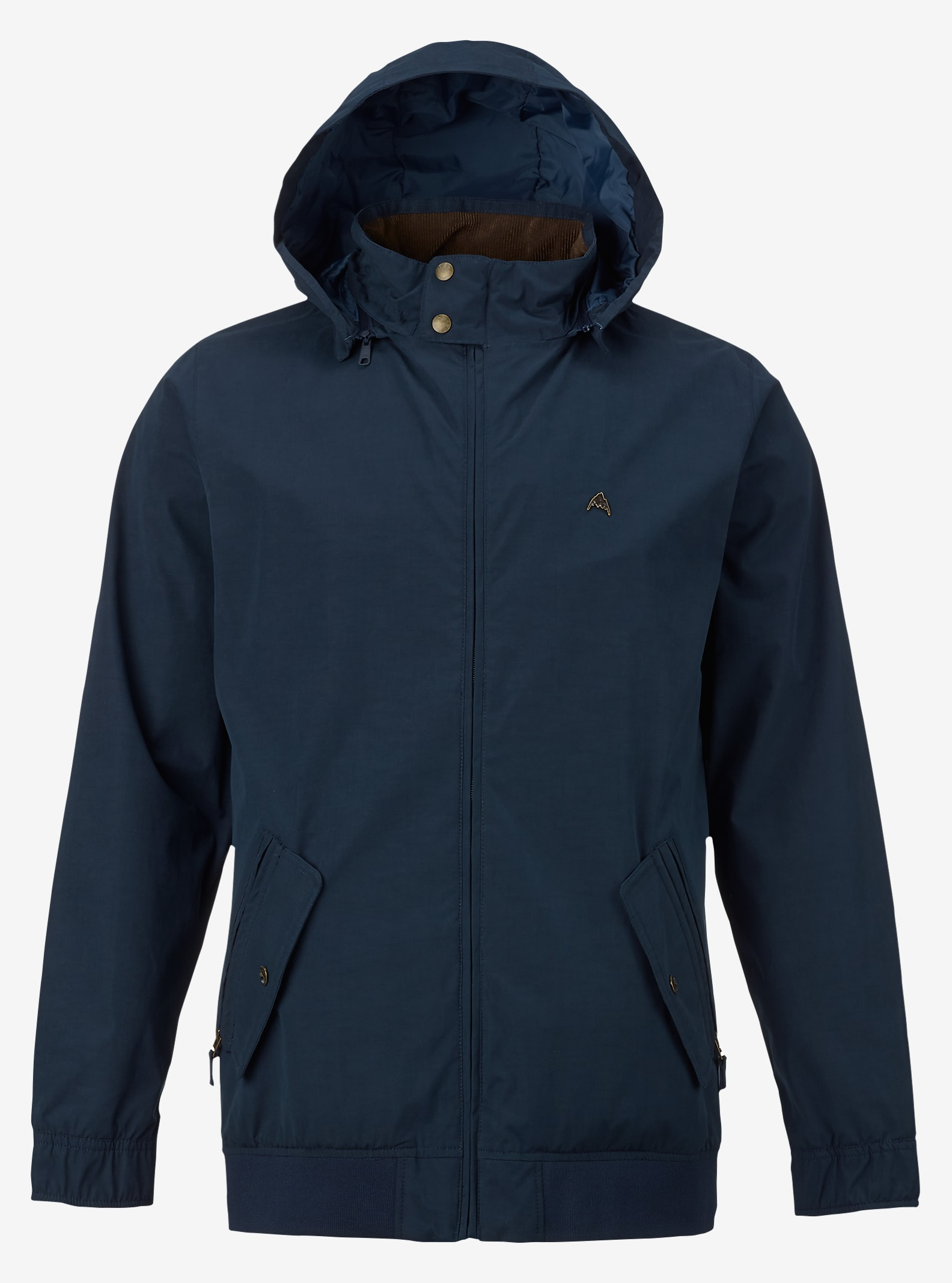 Burton Barracuda Jacket shown in Eclipse