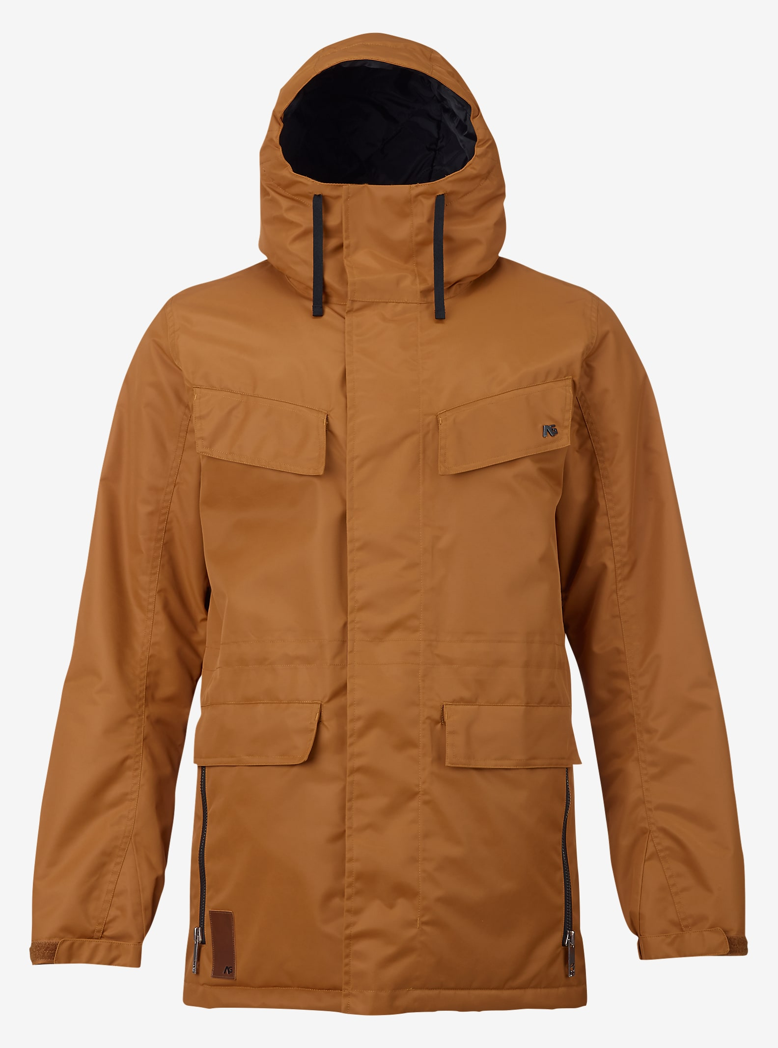 Analog - Veste Merchant affichage en Copper