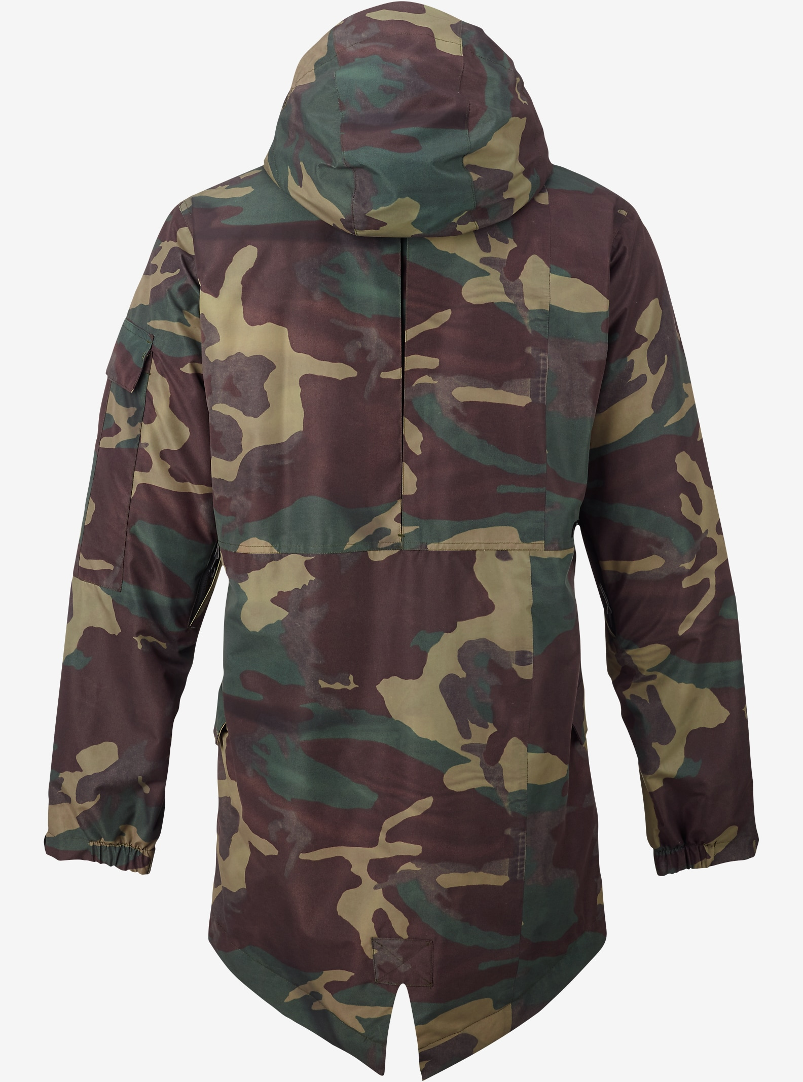 Analog - Manteau Solitary affichage en Surplus Camo