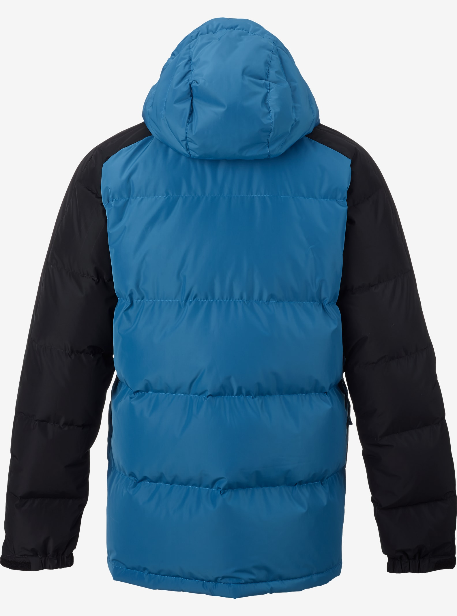 Analog Innsbruck Down Jacket shown in Sky Blue / Black